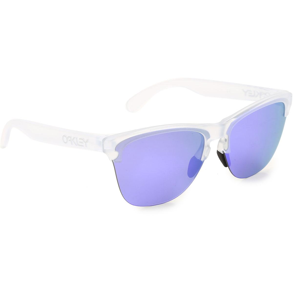 Oakley Sunglasses On Sale, Matte Crystal, 2019