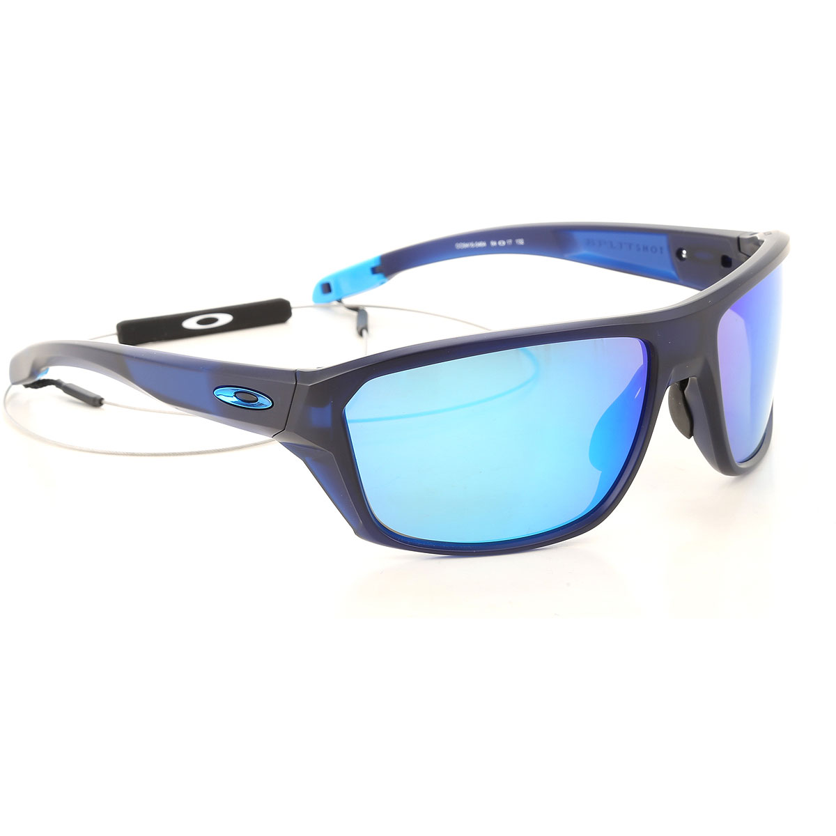 Oakley Sunglasses On Sale, Matte Traslucent Blue, 2019