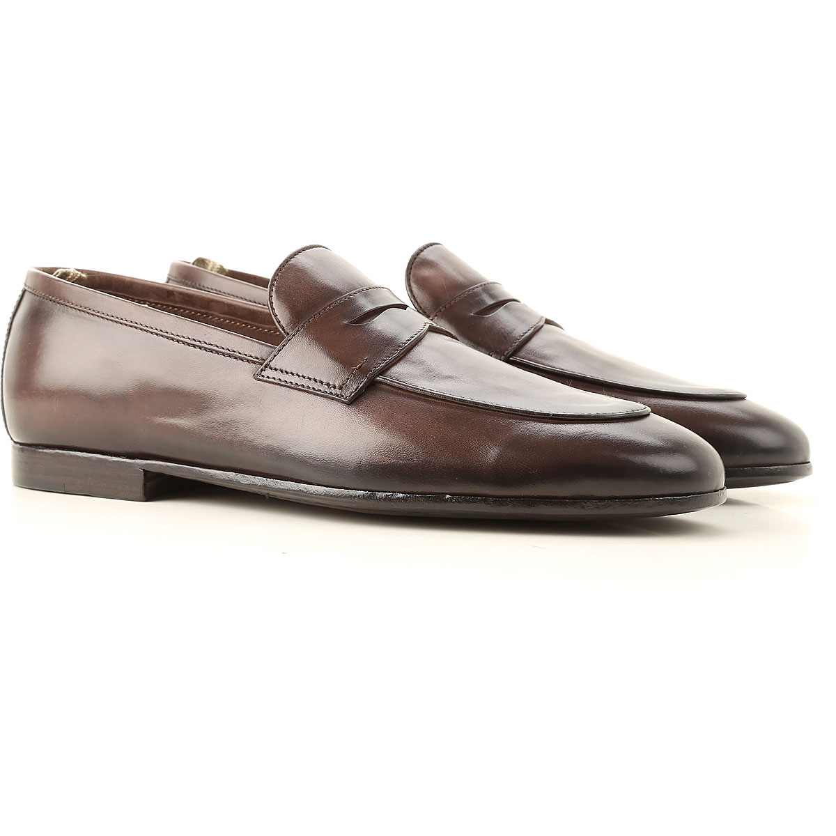Officine Creative Loafers for Men On Sale, Dark Brown, Leather, 2019, 10 10.5 11 7 7.5 7.75 8 8.5 9 9.5