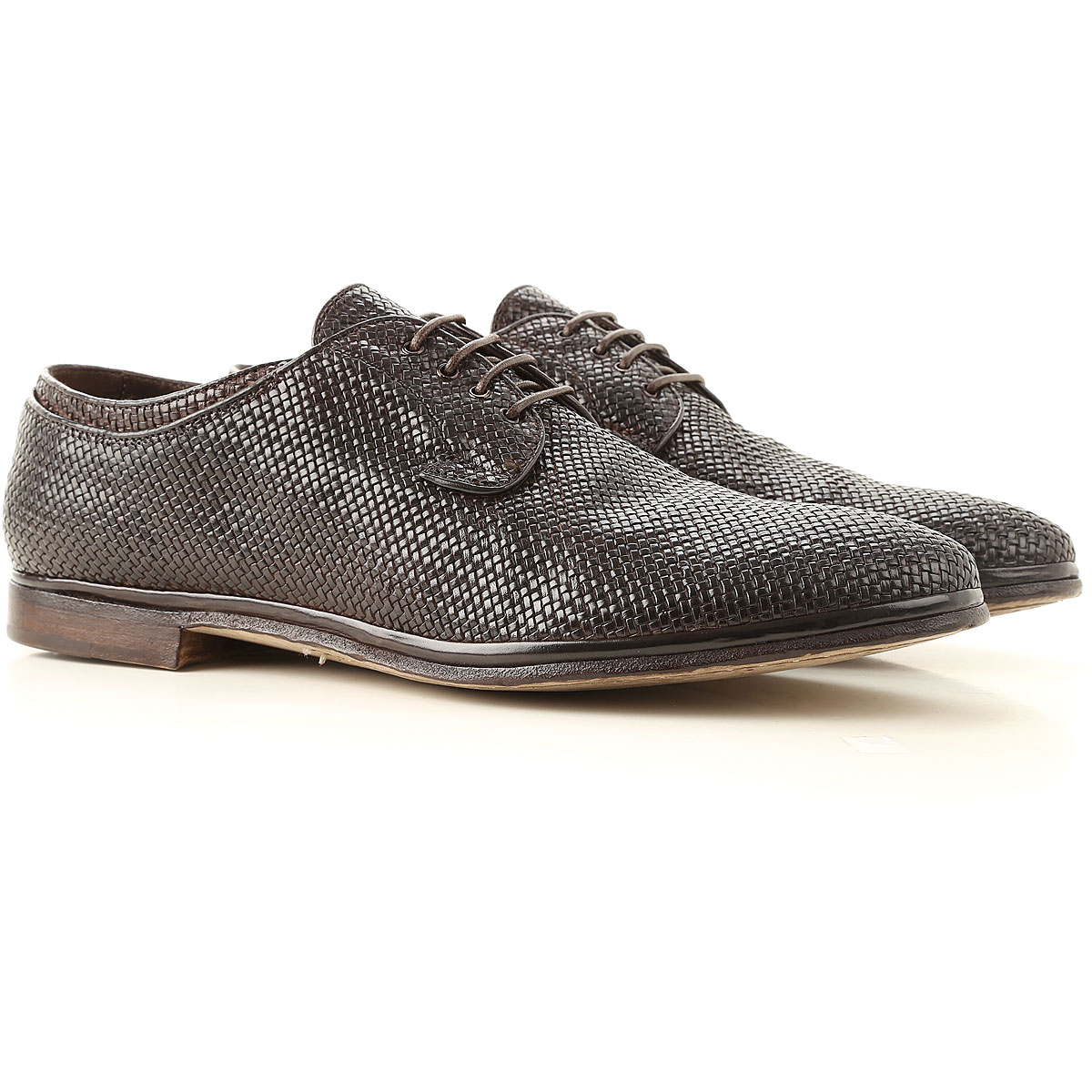 Officine Creative Lace Up Shoes for Men Oxfords, Derbies and Brogues On Sale, Dark Brown, Leather, 2019, 10 10.5 7 7.5 7.75 8 8.5 9 9.5