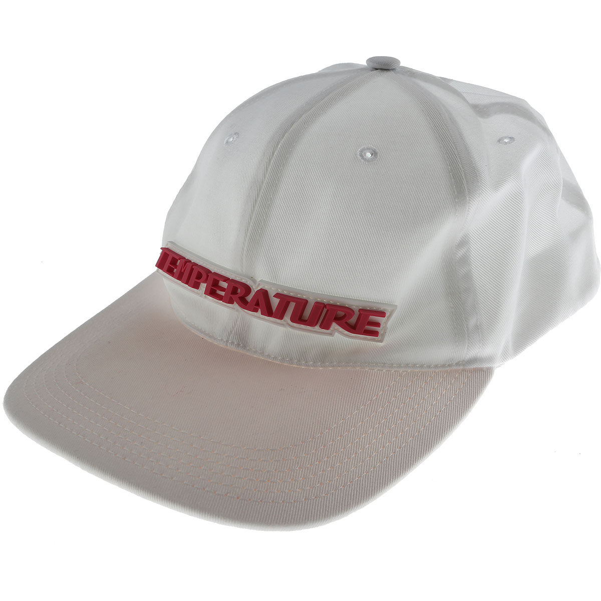 Image of Off-White Virgil Abloh Hat for Women On Sale, White, Cotton, 2017