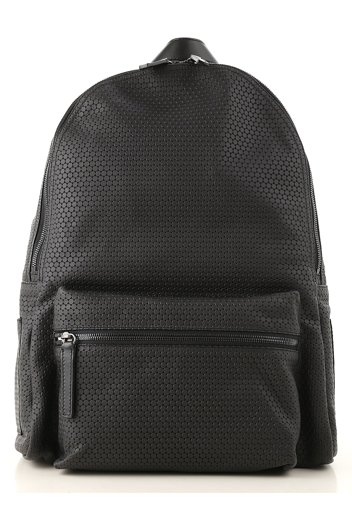 Orciani Backpack for Men On Sale, Leather, Leather, 2019