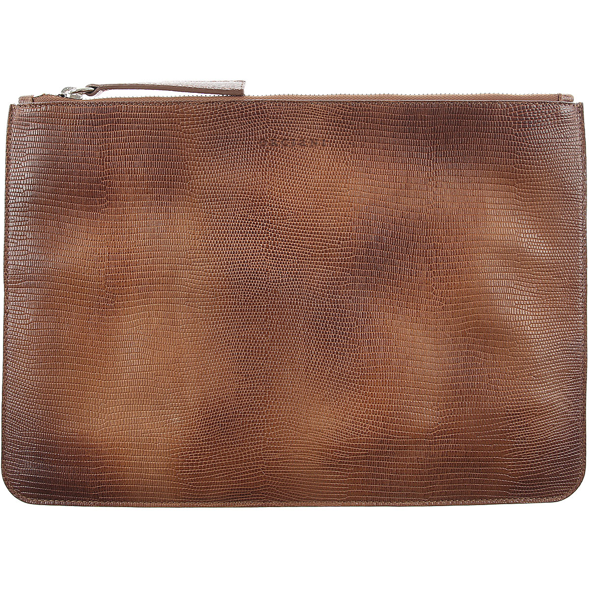 Orciani Pouches On Sale, Brown, Leather, 2019