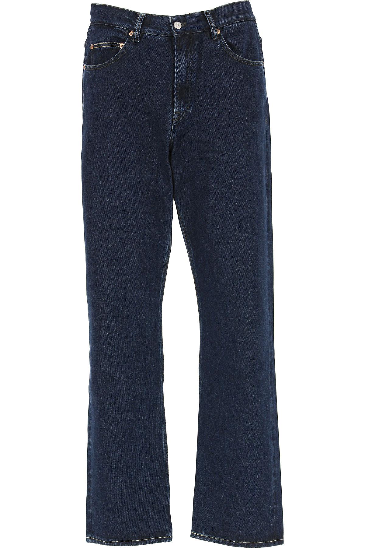 Image of Our Legacy Jeans, Denim Blue, Cotton, 2017, 31 32 33 34
