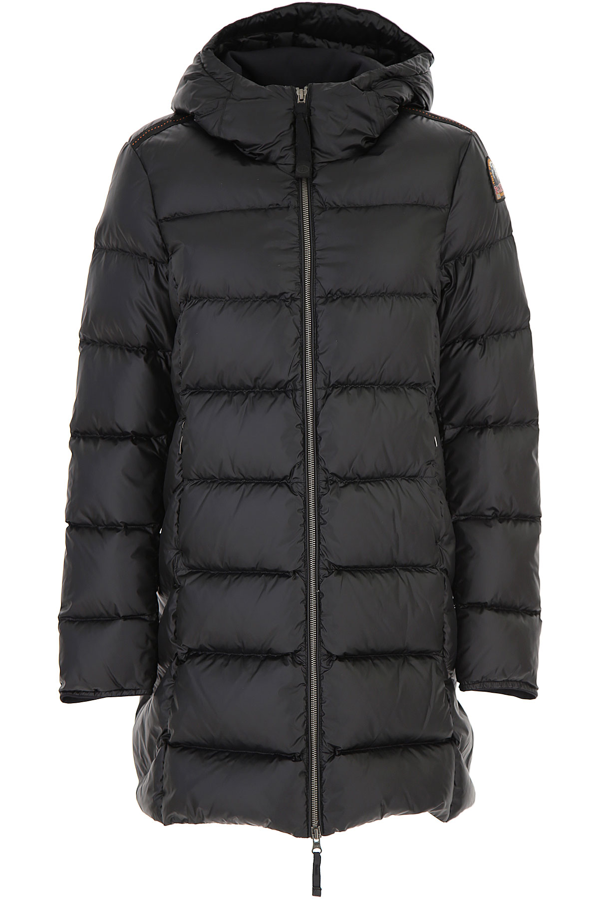 Parajumpers Down Jacket for Women, Puffer Ski Jacket On Sale, Black, polyester, 2019, 10 6 8