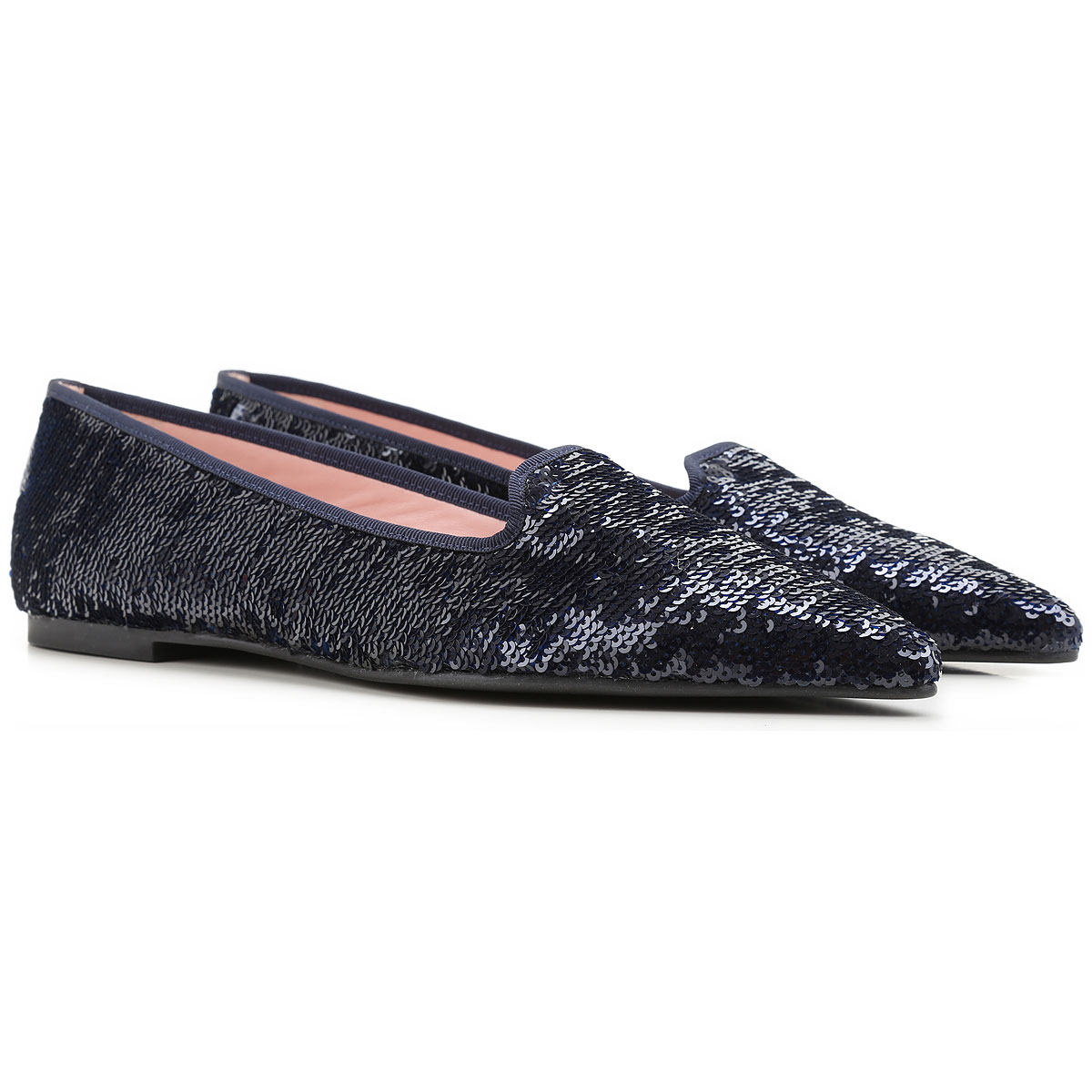 Womens Shoes Pretty Ballerinas Style code 43283blu 367670