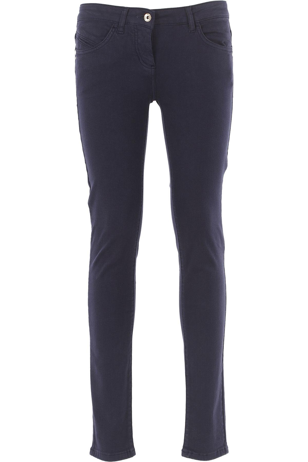 Patrizia Pepe Jeans On Sale, Lapis Blue, Cotton, 2017, 26 29