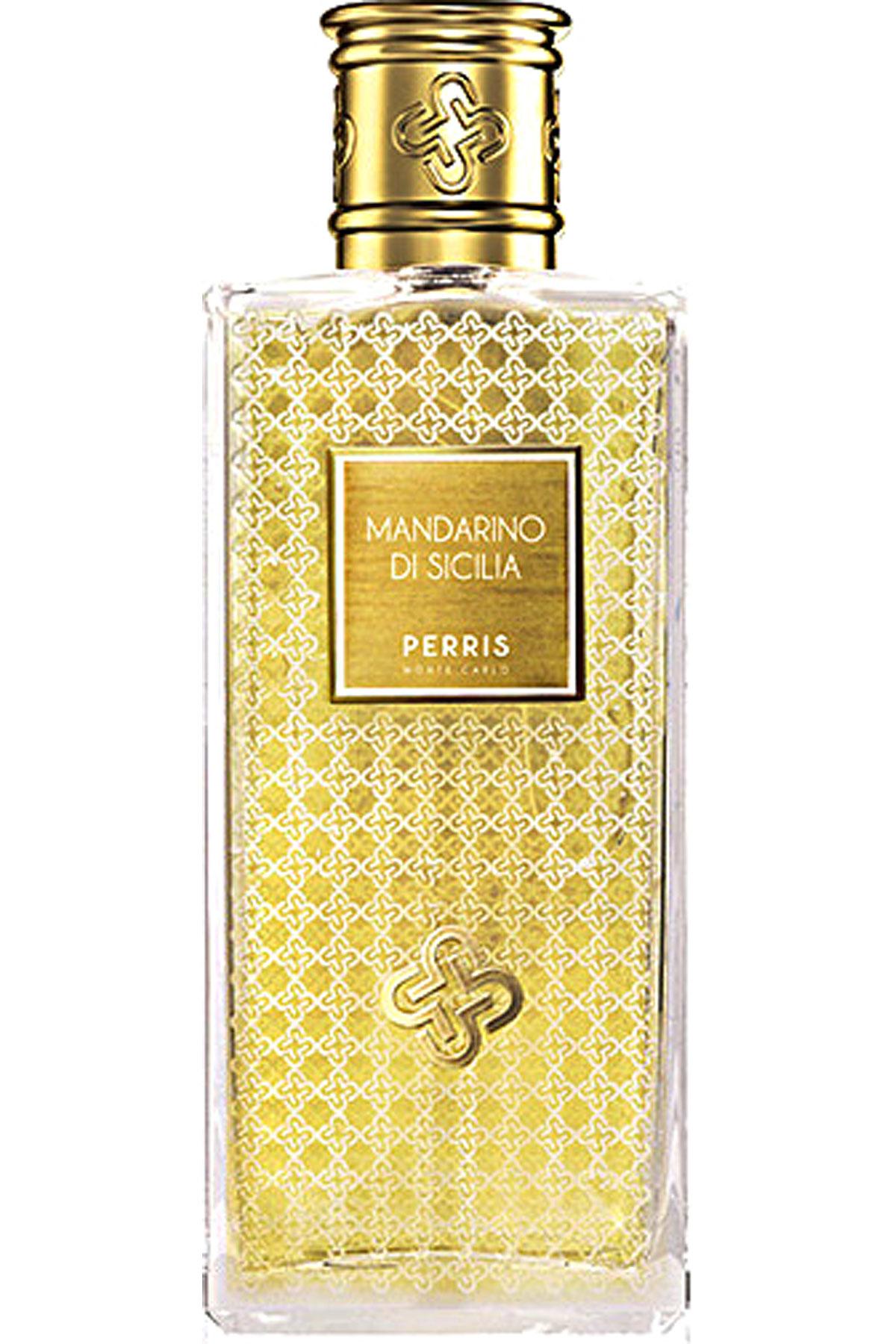 Perris Monte Carlo Fragrances for Men, Mandarino Di Sicilia - Eau De Parfum - 100 Ml, 2019, 100 ml