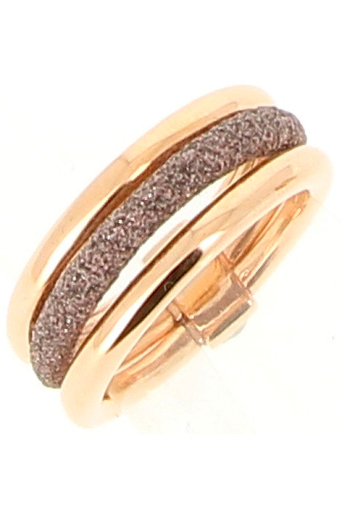Pesavento Ring for Women, Rose Gold, Silver, 2019