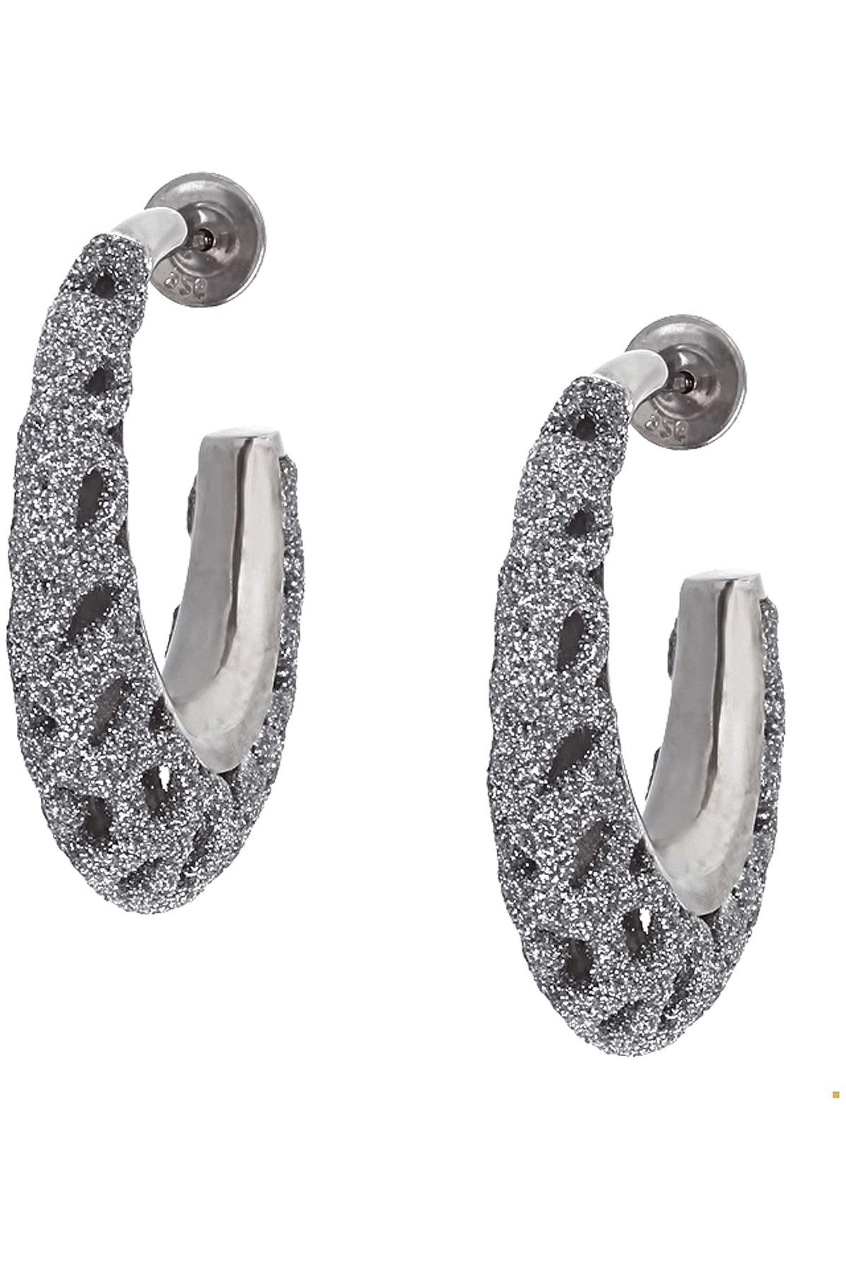 Pesavento Earrings for Women, Silver, Silver 925, 2019