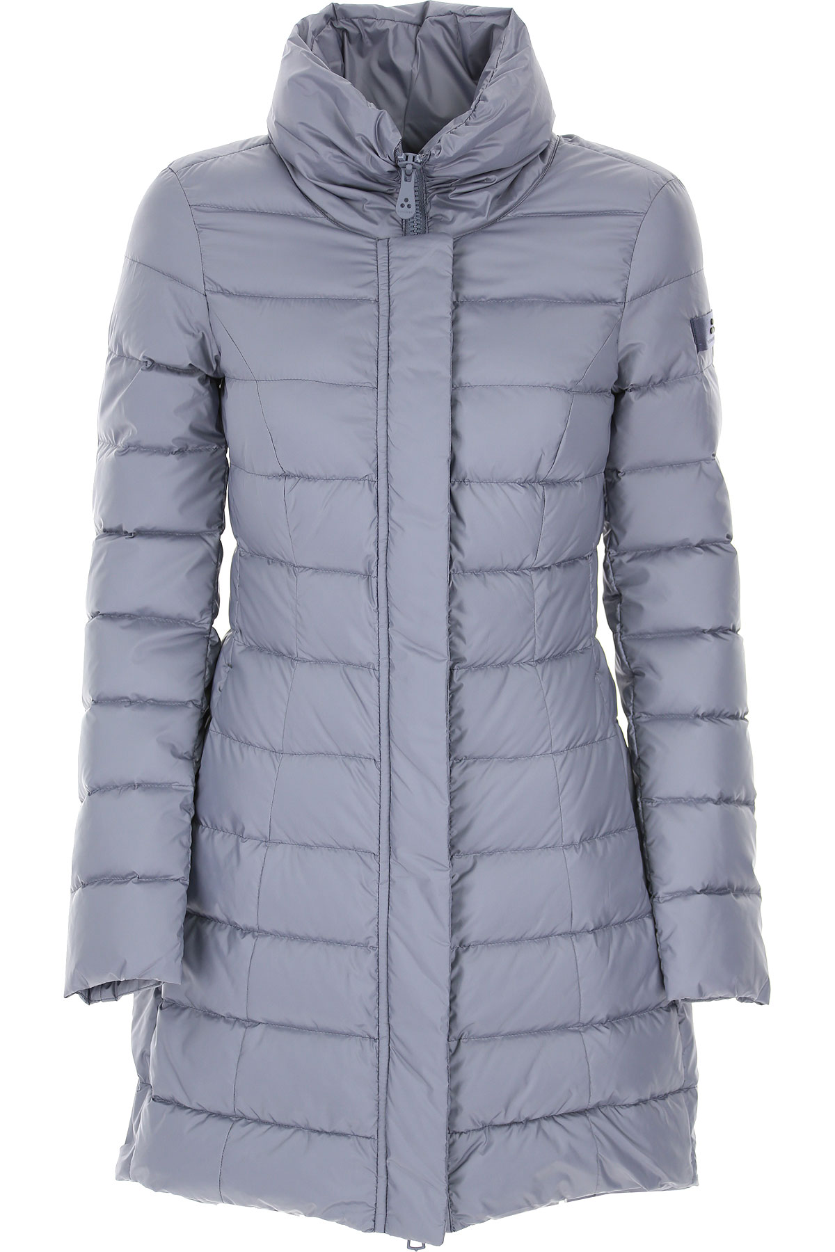 Peuterey Down Jacket for Women, Puffer Ski Jacket On Sale in Outlet, dust Blue, polyester, 2019, 10 4