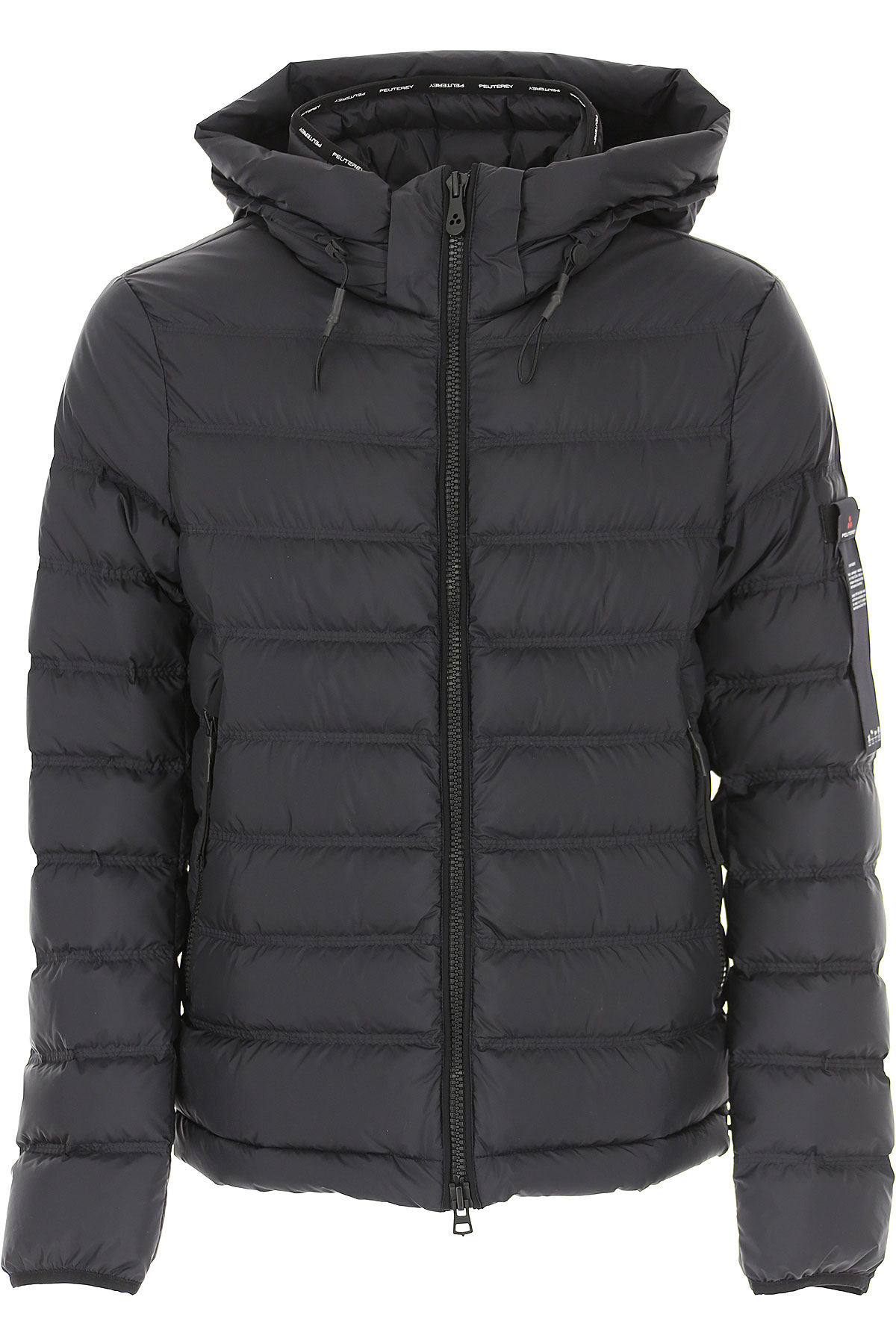 Peuterey Down Jacket for Men, Puffer Ski Jacket On Sale, Blue Ink, polyester, 2019, L M S XL XXL
