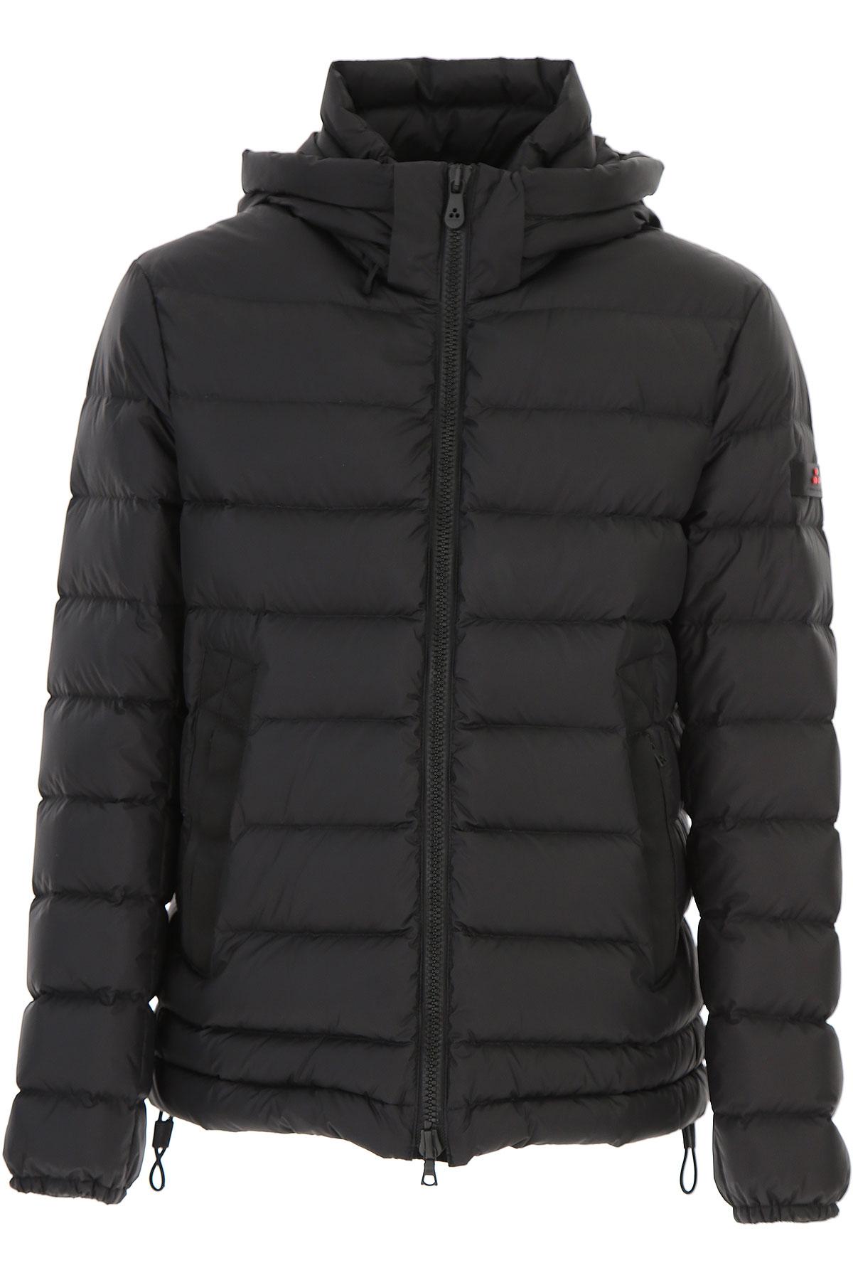 Image of Peuterey Down Jacket for Men, Puffer Ski Jacket, Black, polyamide, 2017, L M S XL XXL