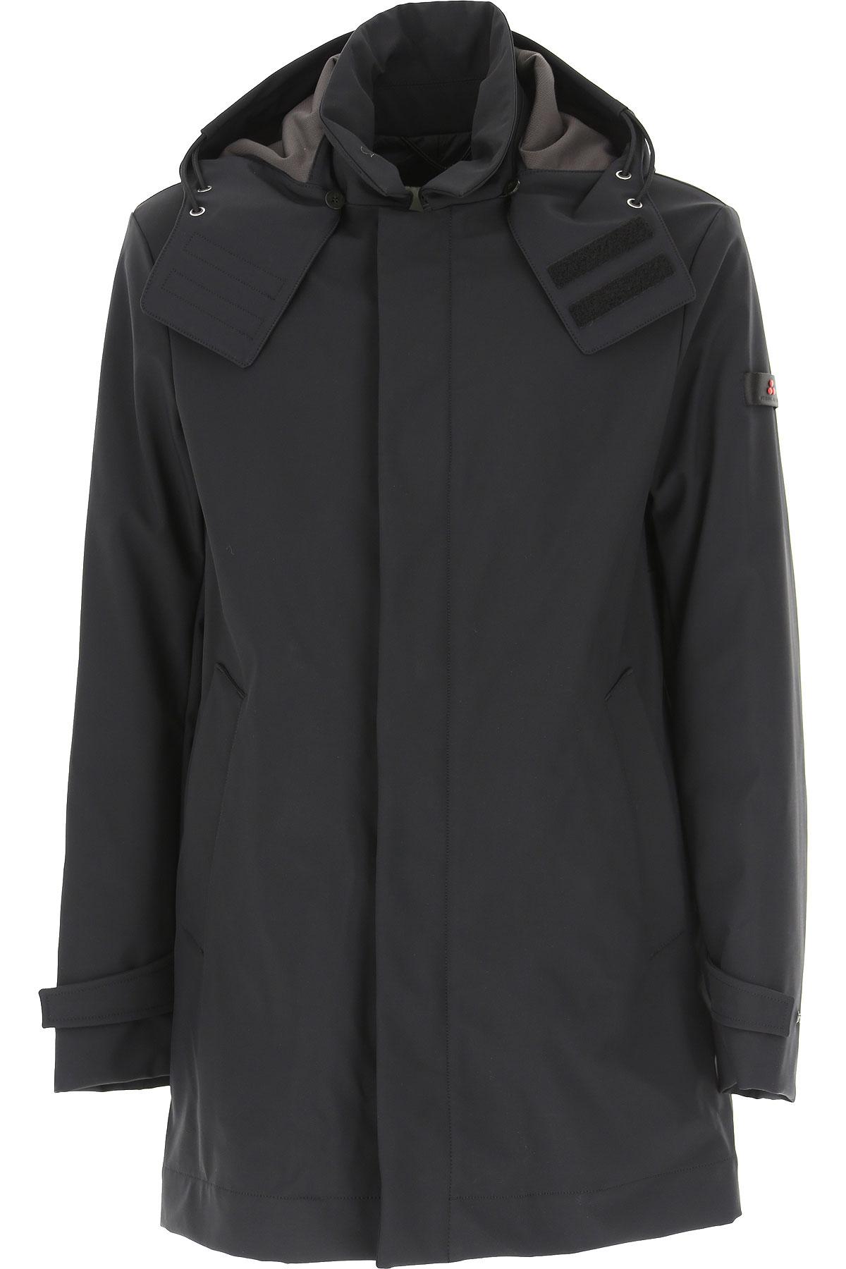 Peuterey Down Jacket for Men, Puffer Ski Jacket On Sale, Black, polyamide, 2019, L M S XL