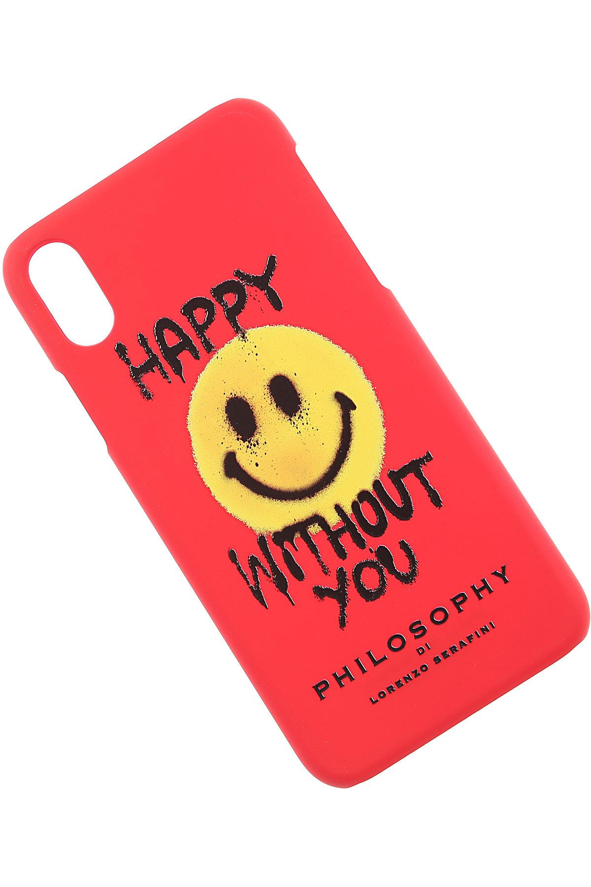 Philosophy di Lorenzo Serafini iPhone 5 • 5S, Red, PVC, 2019