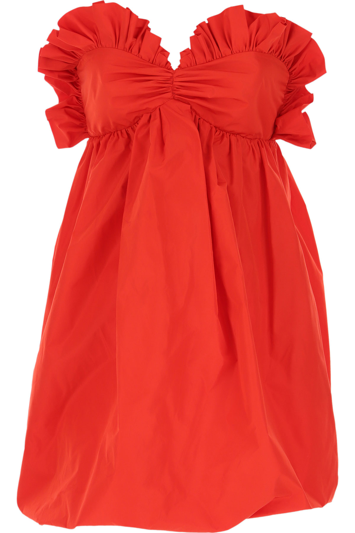 Philosophy di Lorenzo Serafini Dress for Women, Evening Cocktail Party On Sale, Red, polyester, 2019, 2 4 6