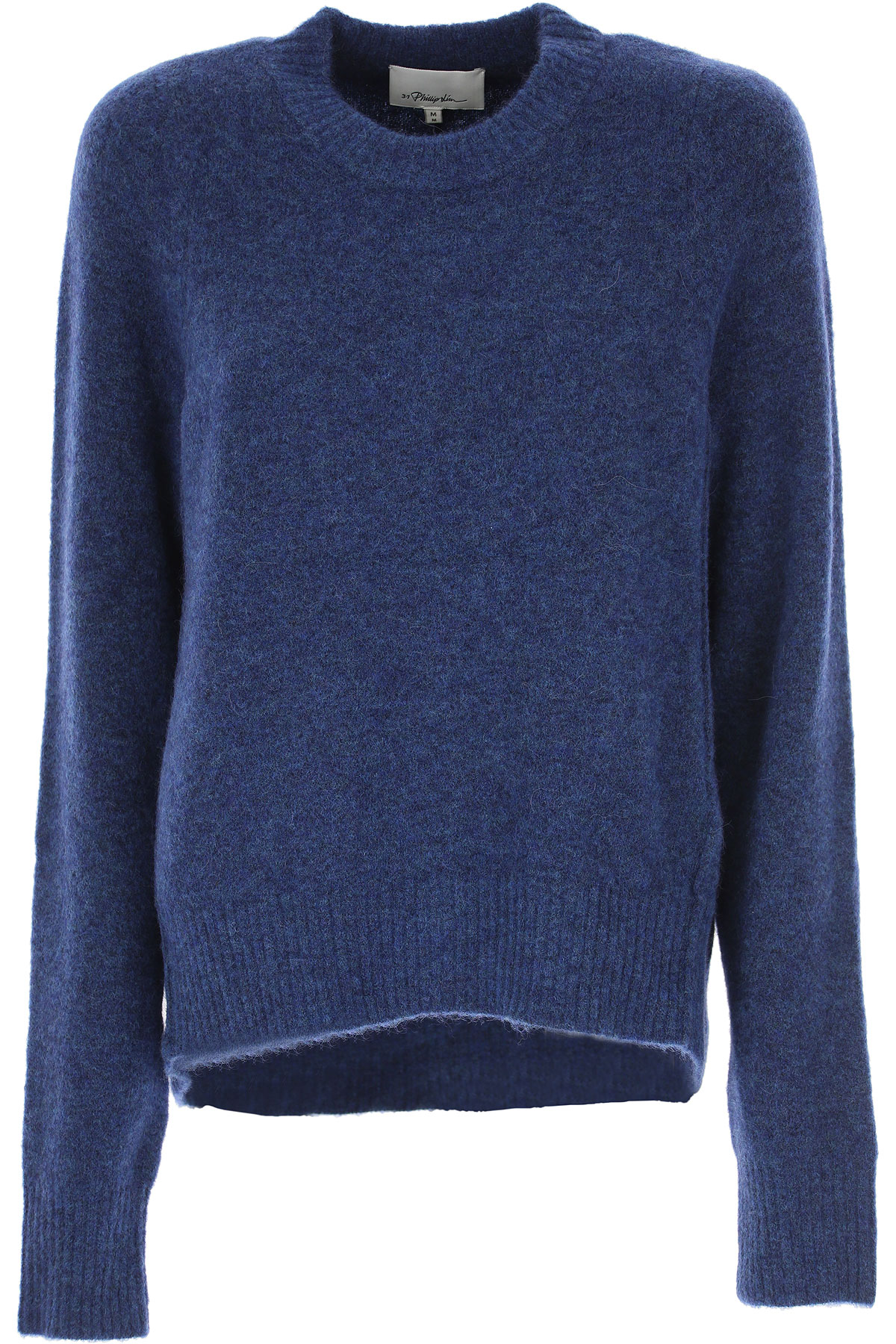 Image of 3.1 PHILLIP LIM Sweater for Women Jumper, Ottanio Blue, polyamide, 2017, 2 4