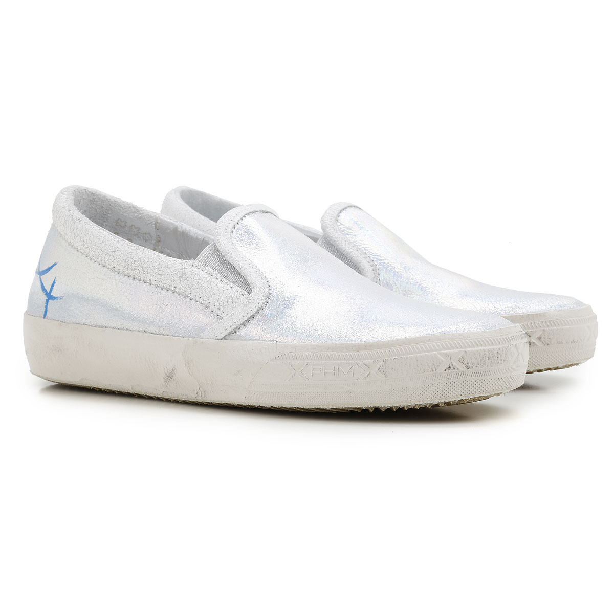 Philippe Model Slip on Sneakers for Women On Sale in Outlet, Siren, Leather, 2019, 4.5 6.5