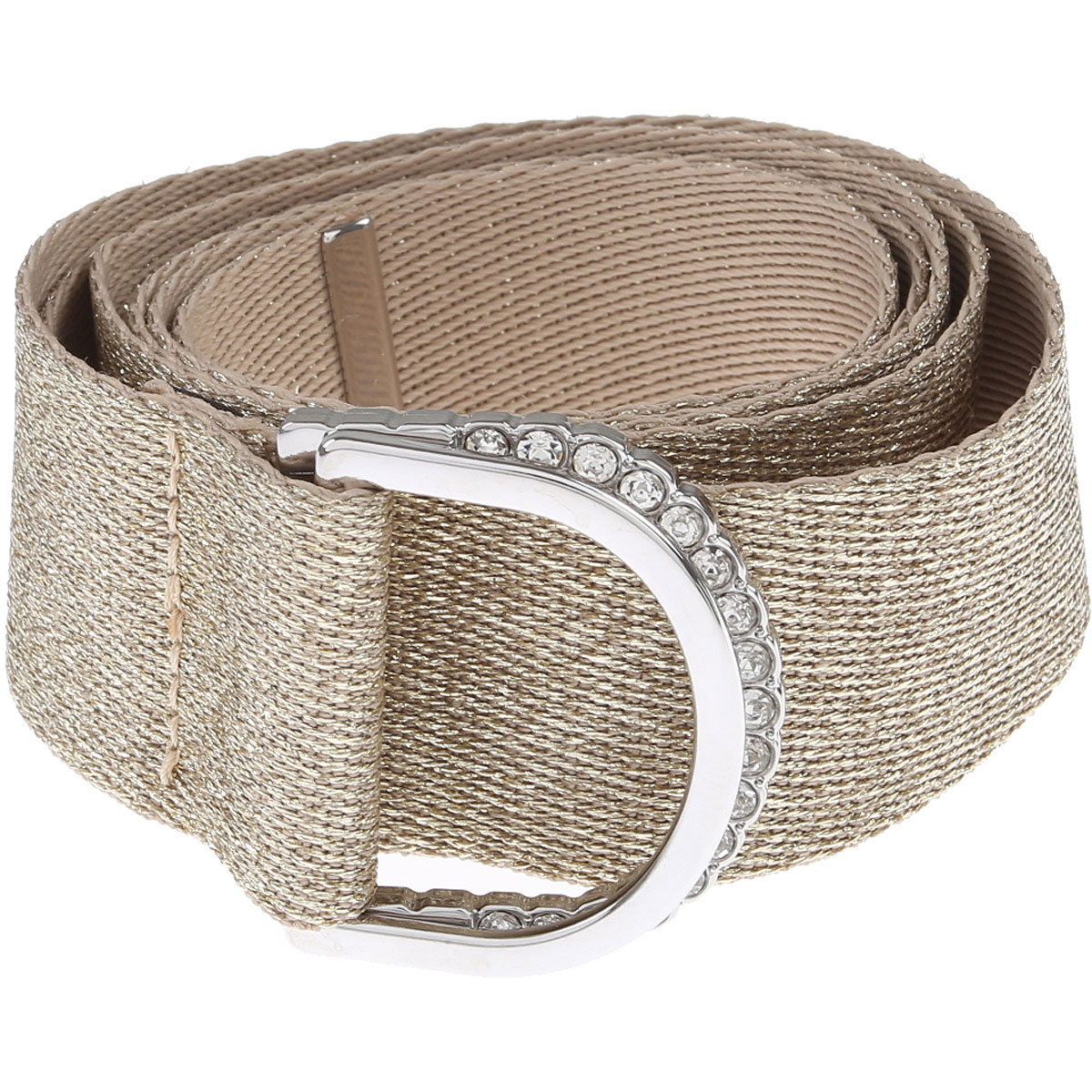 Pinko Belt for Women On Sale, Gold, polyestere, 2019