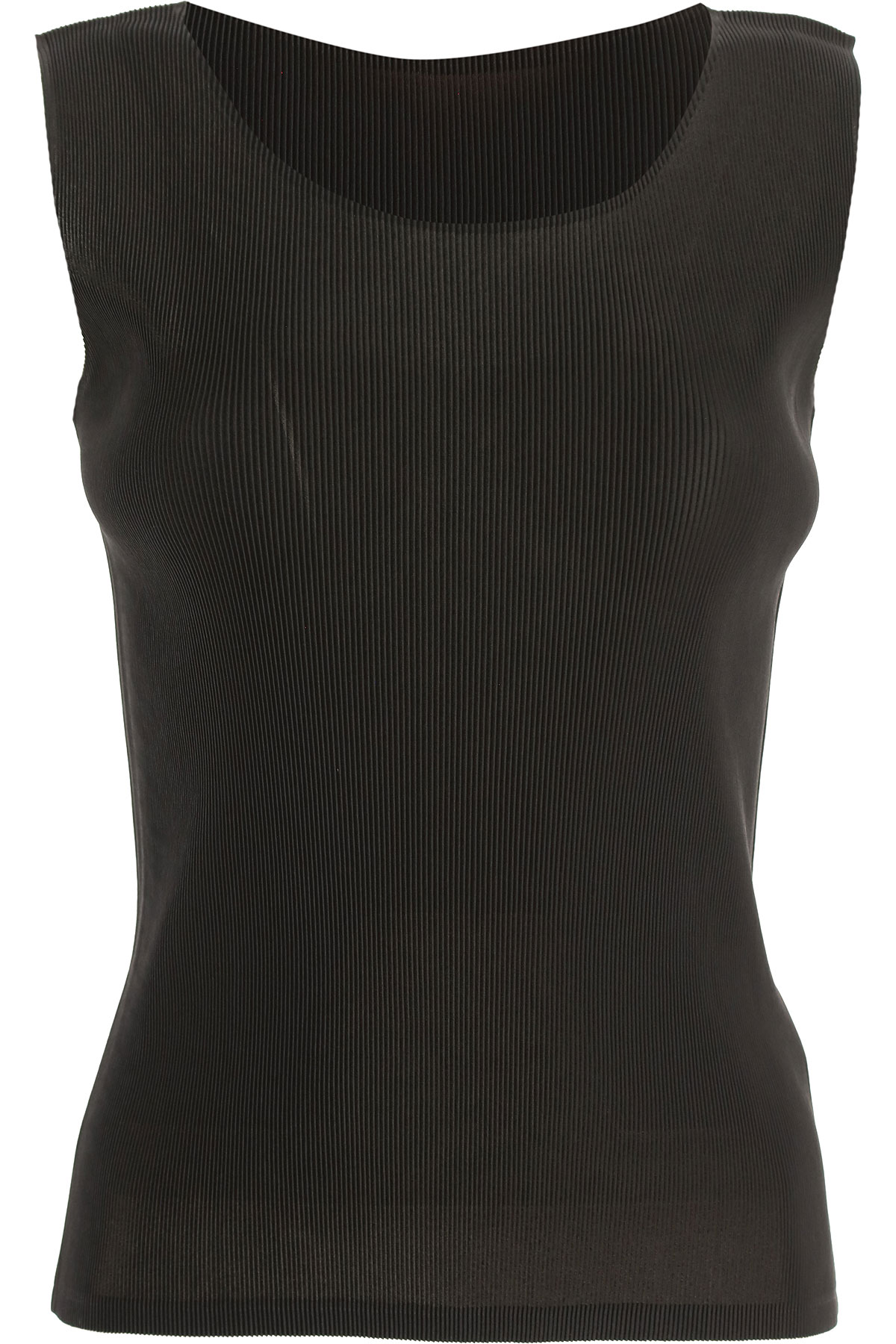 Pleats Please Top for Women On Sale, Black, polyester, 2019, 3-161/165cm 5-171/175cm