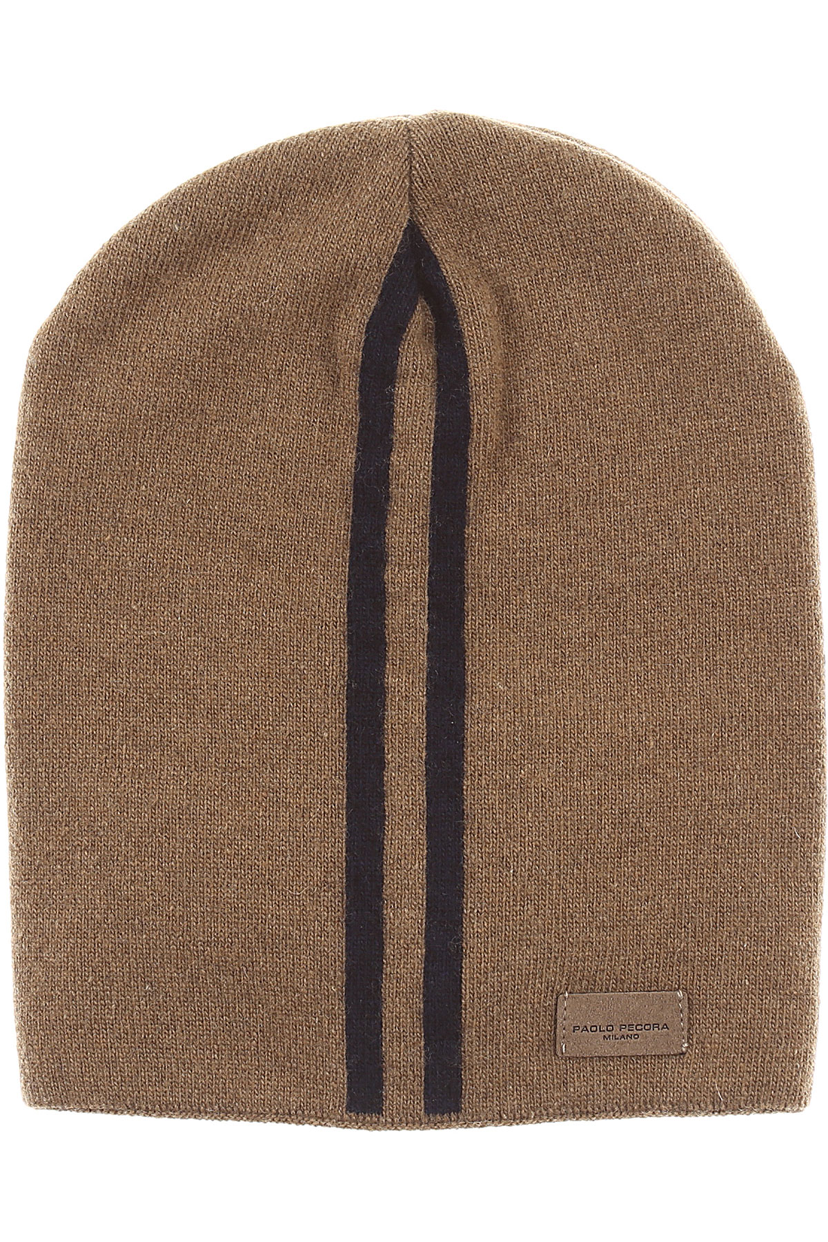 Image of Paolo Pecora Kids Hats for Boys, Beige, Wool, 2017, 4Y 8Y