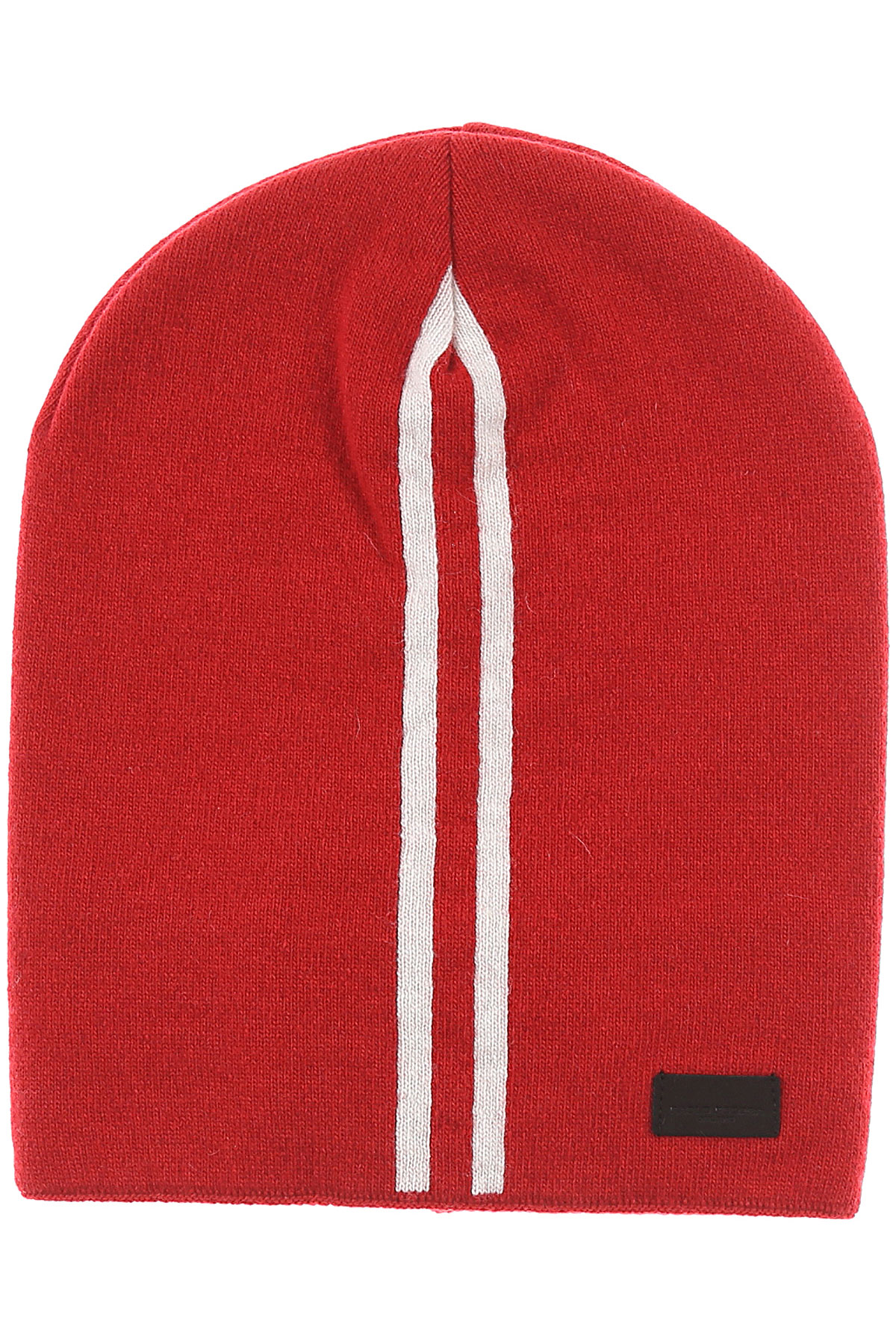 Image of Paolo Pecora Kids Hats for Boys, Red, Wool, 2017, 4Y 8Y