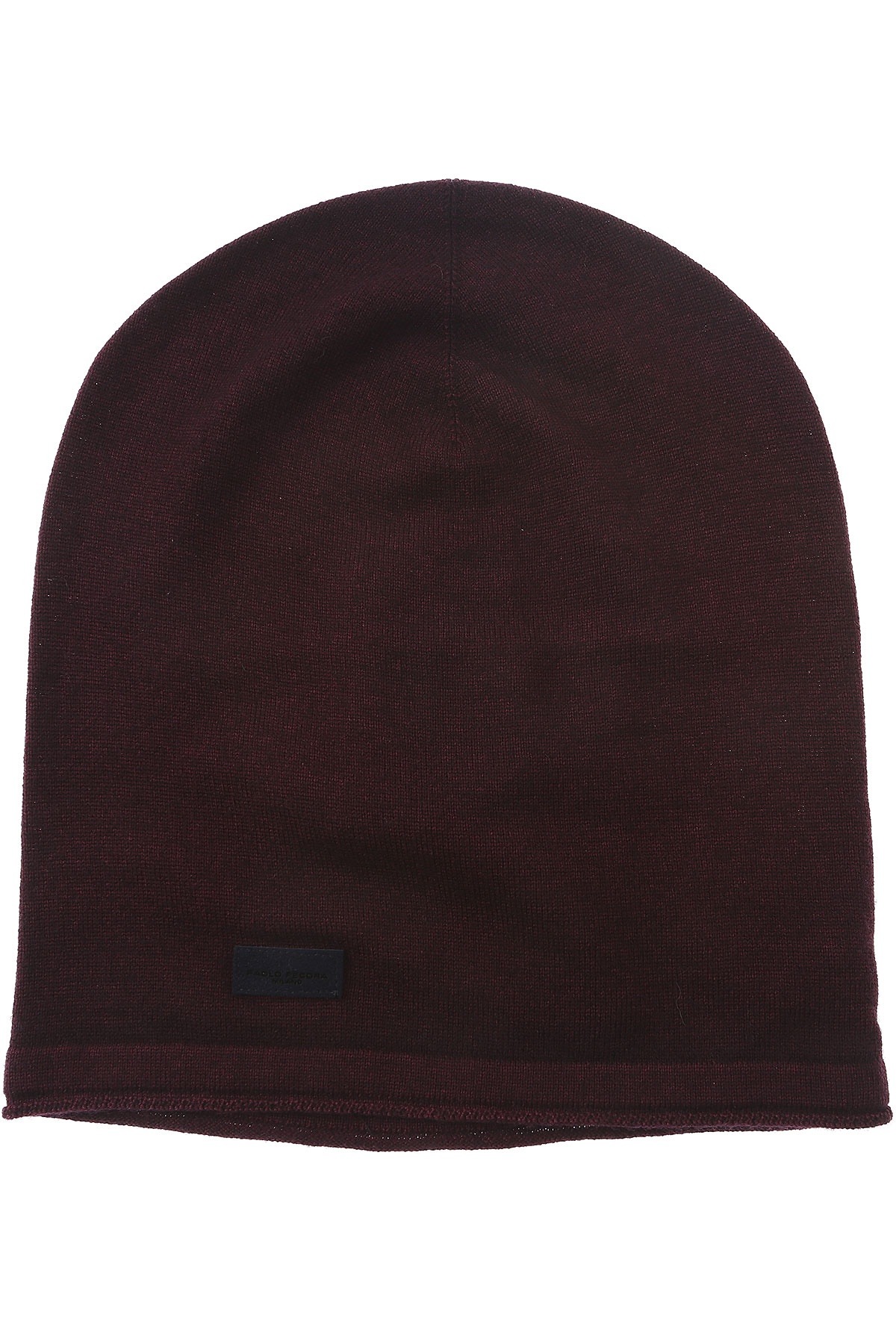 Image of Paolo Pecora Hat for Women On Sale, Purple, fleece wool, 2017