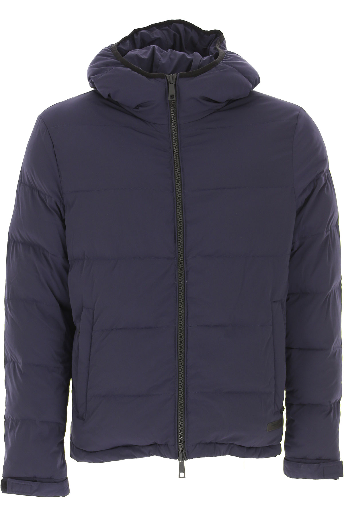 Paolo Pecora Jacket for Men On Sale, Dark Blue, polyester, 2019, L M S XL