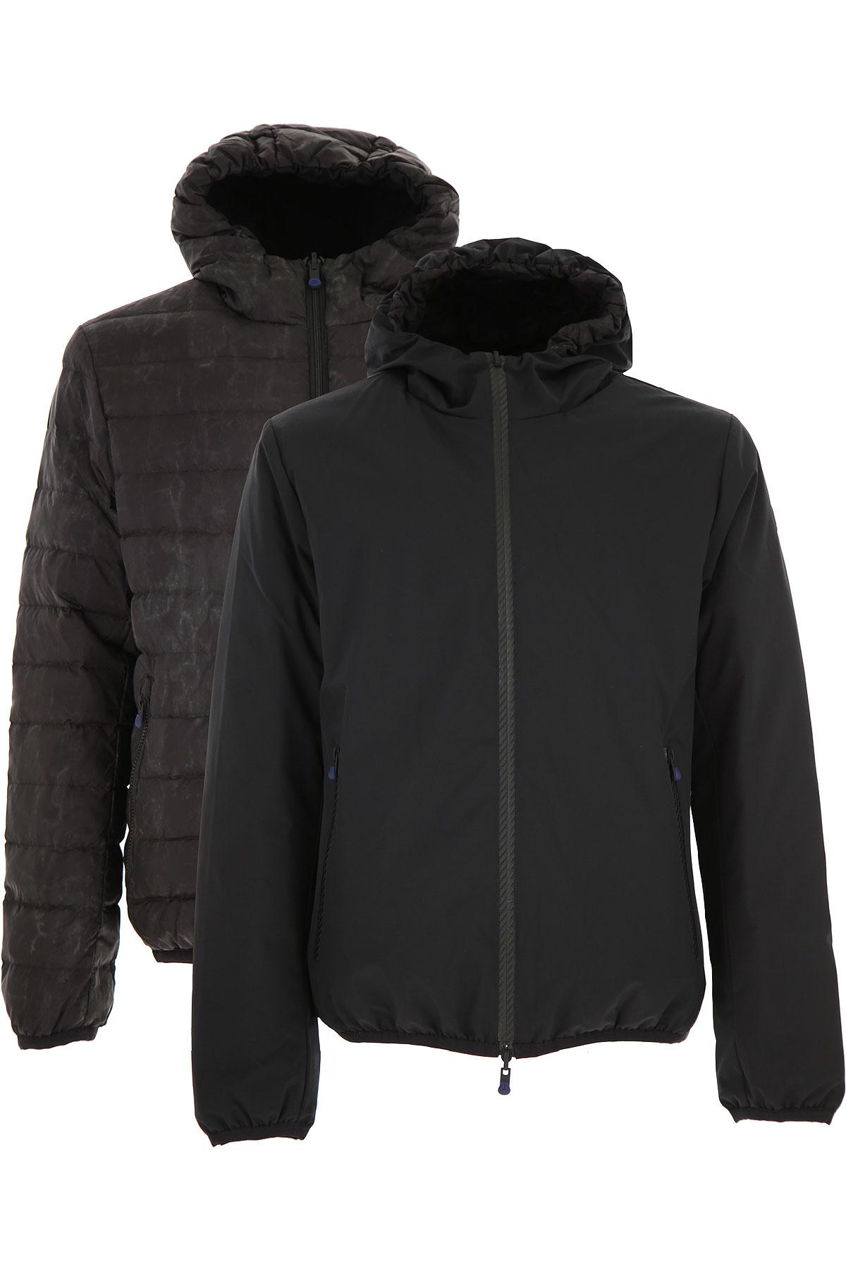 People of Shibuya Down Jacket for Men, Puffer Ski Jacket On Sale, Black, polyester, 2019, L M XL