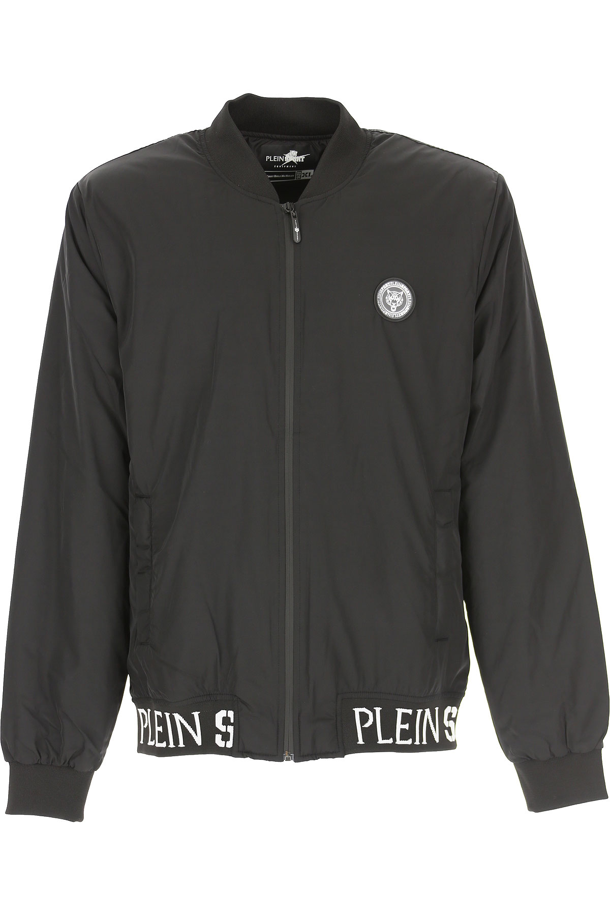Philipp Plein Jacket for Men On Sale, Black, polyester, 2019, L M S XL XXL