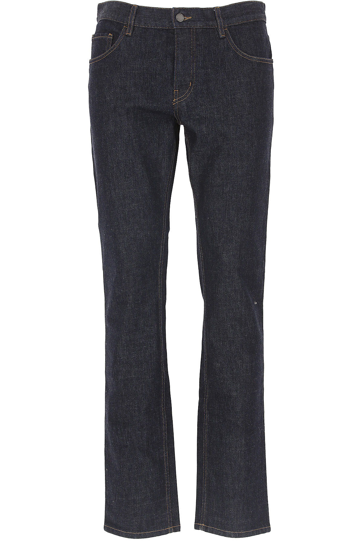 Prada Jeans On Sale in Outlet, Blue, Cotton, 2017, 31 32 33 34