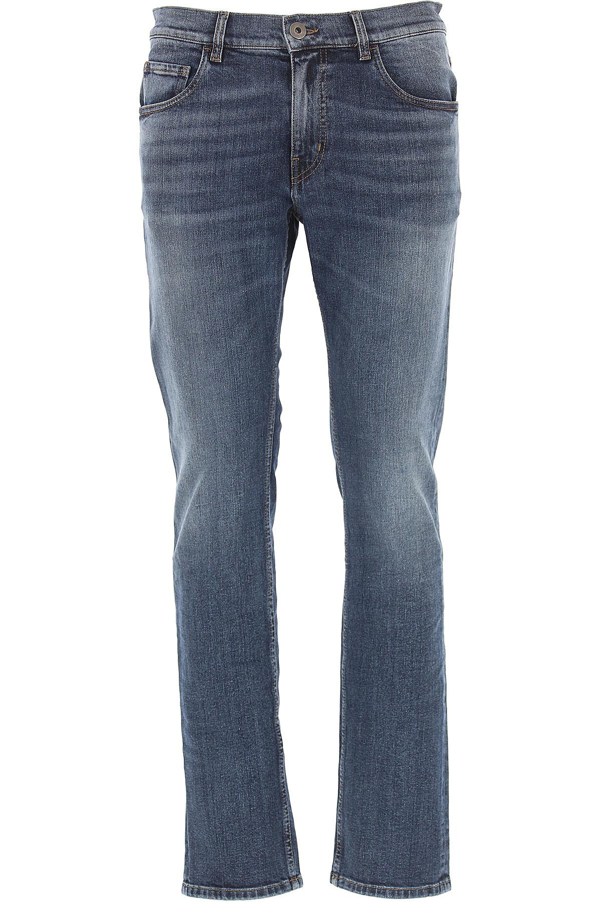 Prada Jeans, Denim Blue, Cotton, 2017, 31 35 36 38