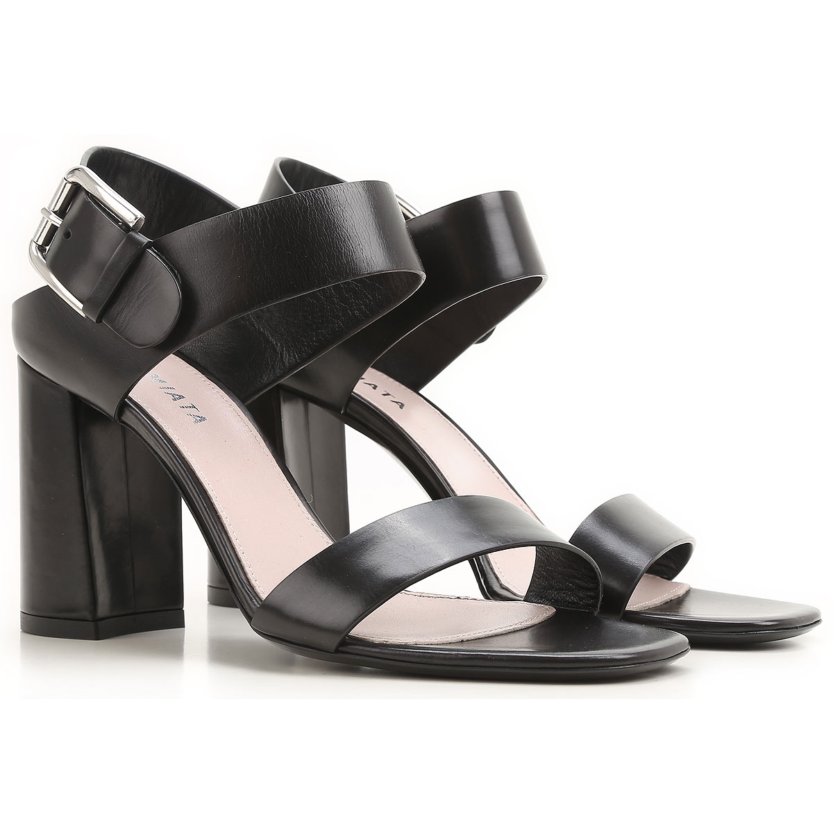 Premiata Sandals for Women On Sale in Outlet, Black, Leather, 2019, 6 9