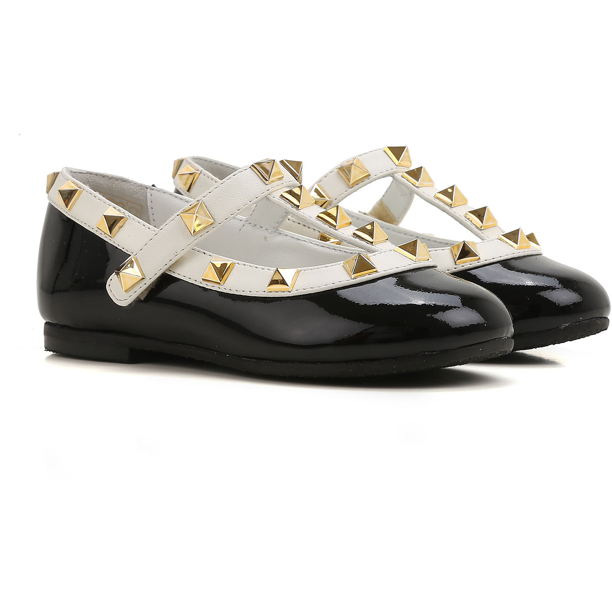 Image of Prosperine Kids Shoes for Girls, Black, Patent Leather, 2017, 24 25 26 27 28 30 31 32 33 34 35