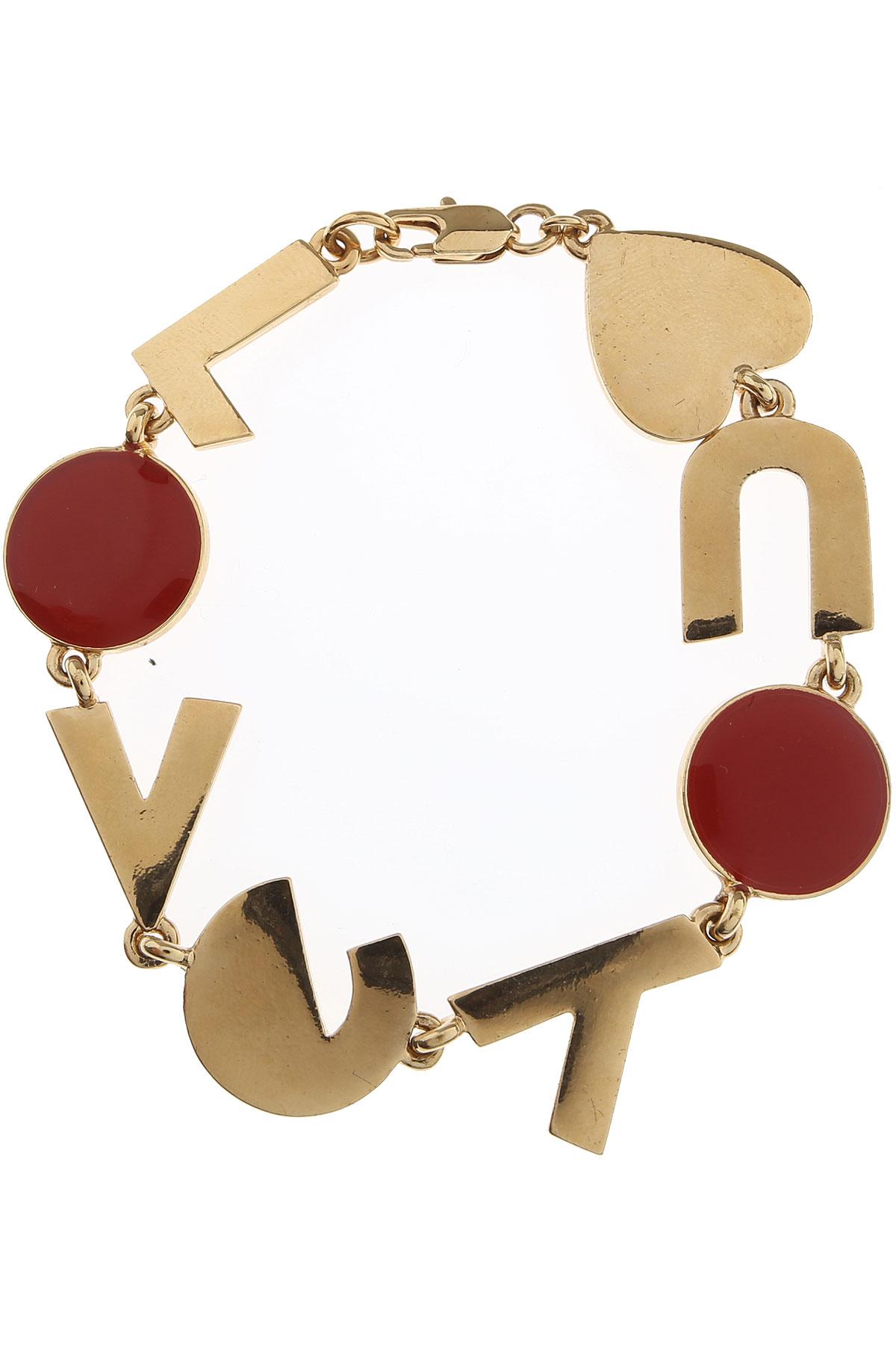 Paul Smith Bracelet for Women On Sale, Yellow Gold, Brass, 2019