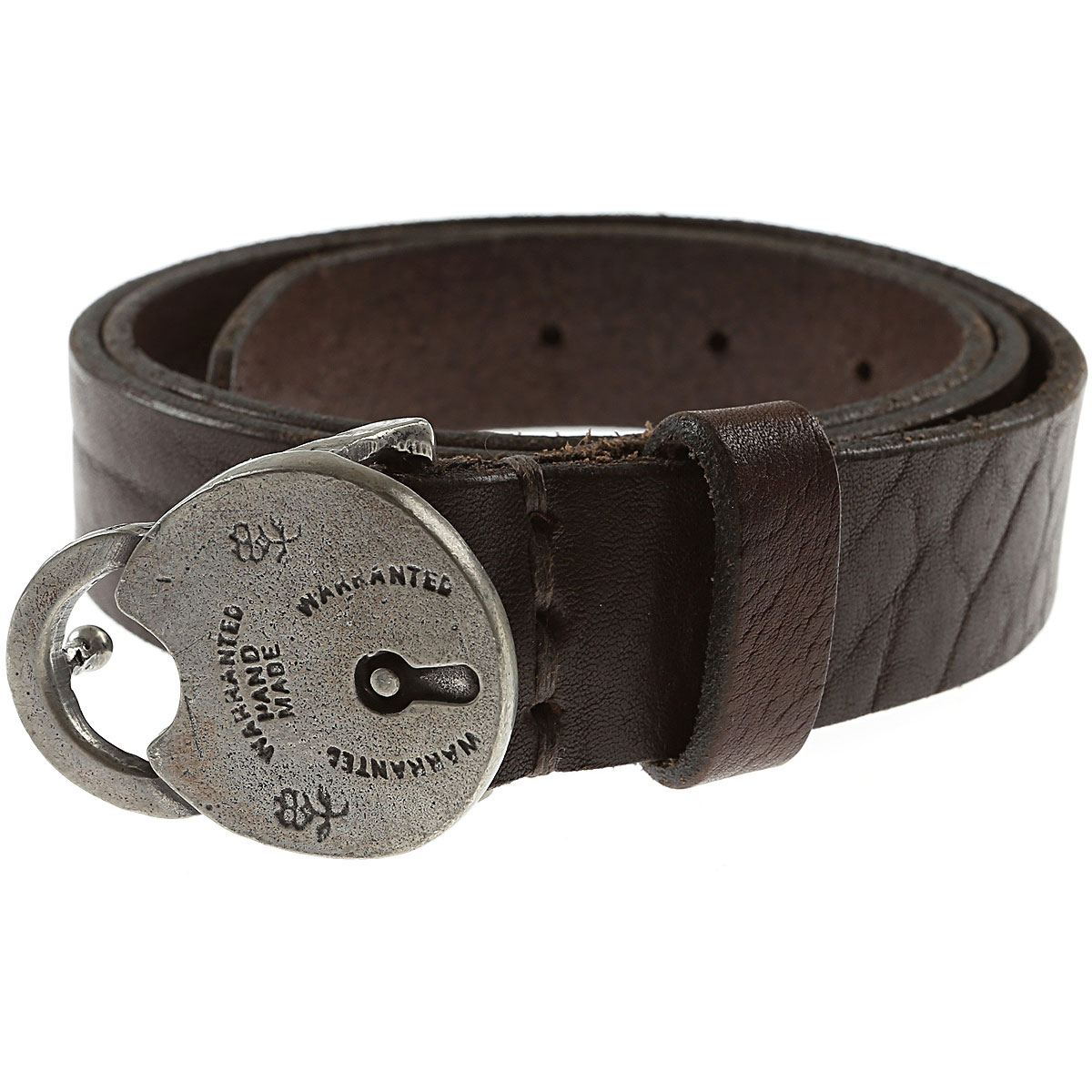 Paul Smith Mens Belts, Brown, Leather, 2017, 34 36 38 40