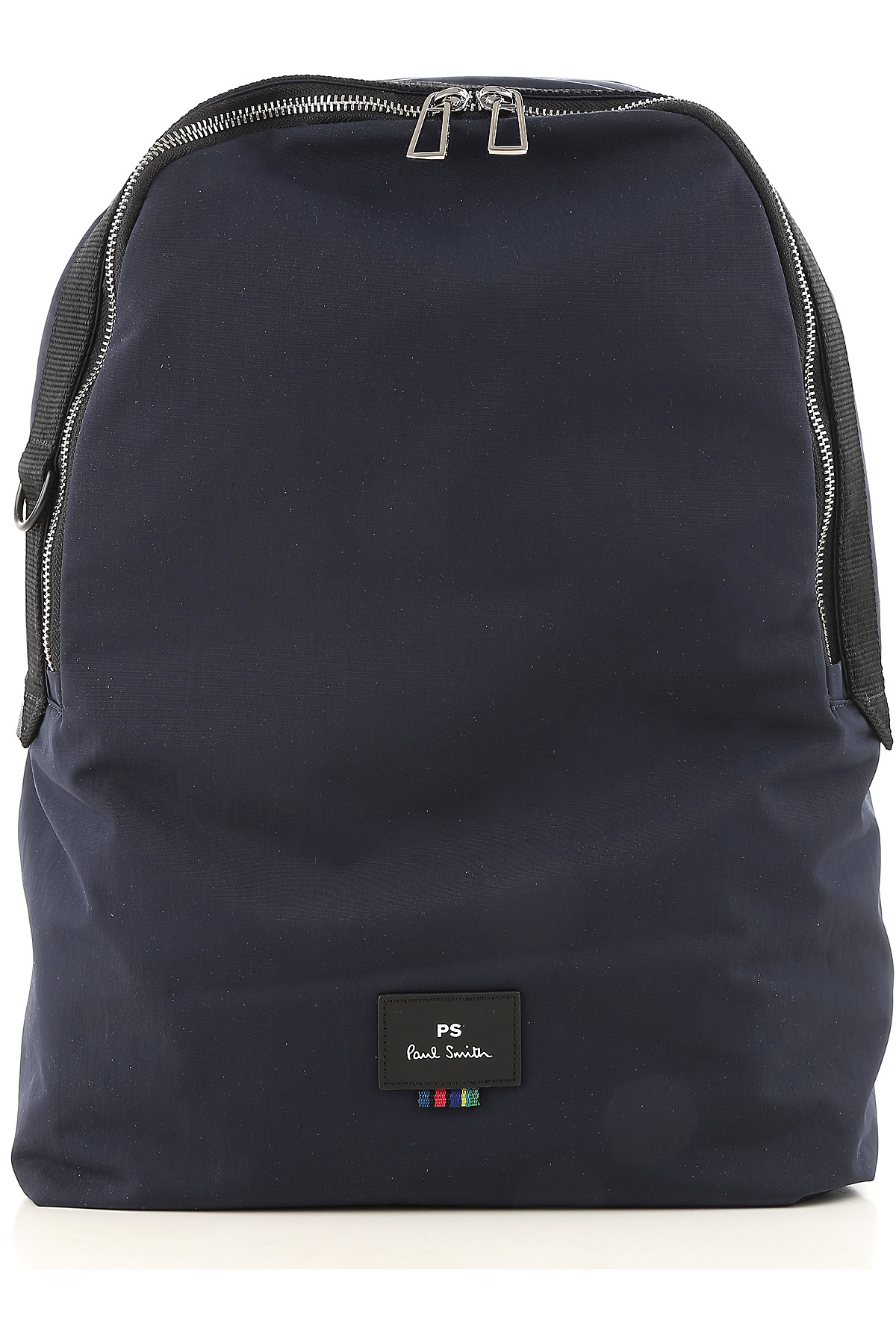 Image of Paul Smith Backpack for Men, Midnight, Nylon, 2017