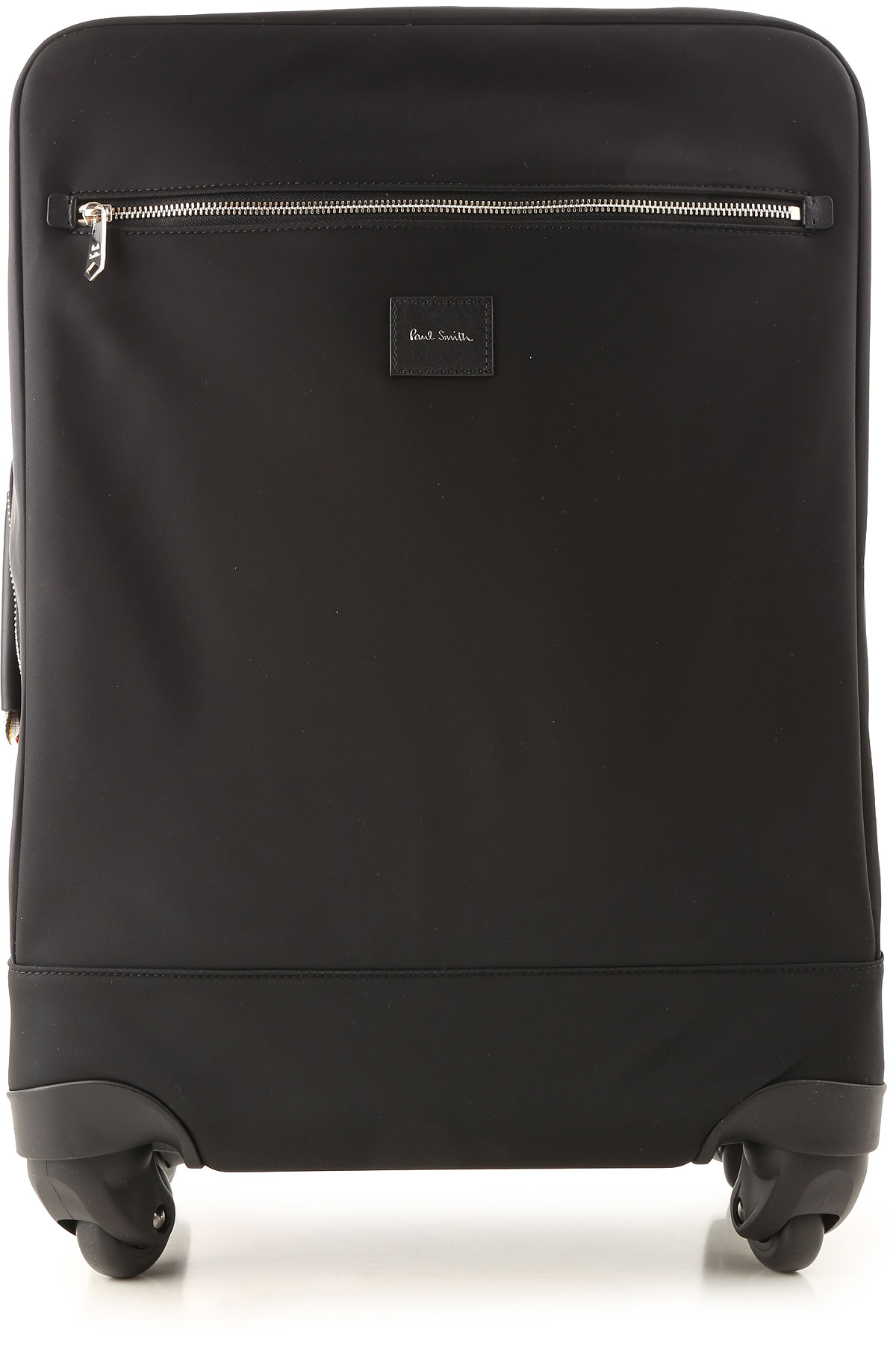 Paul Smith Weekender Duffel Bag for Men On Sale, Black, Nylon, 2019