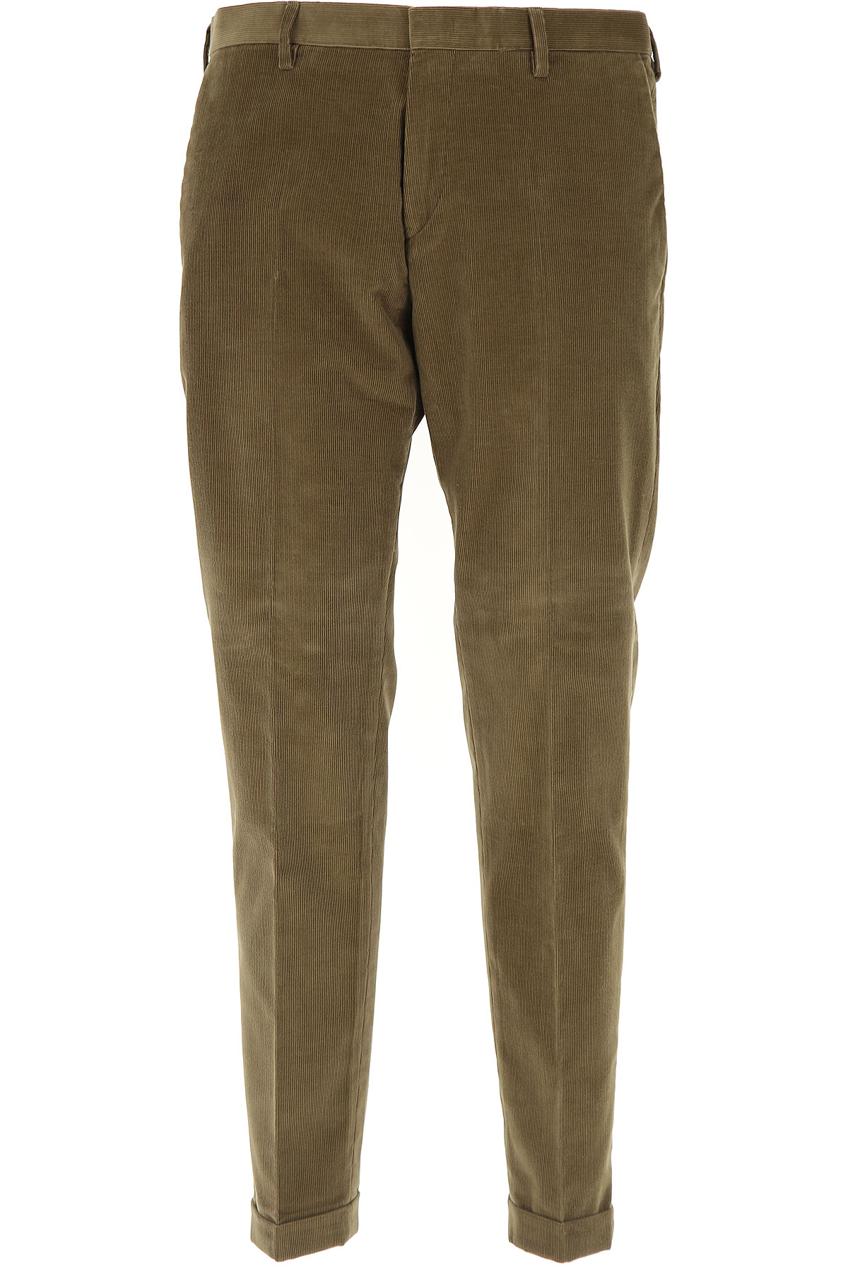Paul Smith Pants for Men On Sale, Brown, Cotton, 2017, 34 36