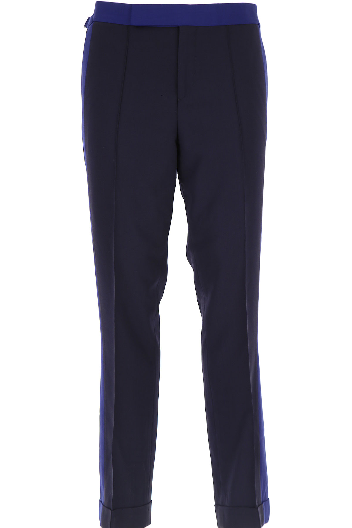 Paul Smith Pants for Men On Sale, Black, Cotton, 2017, 34 36