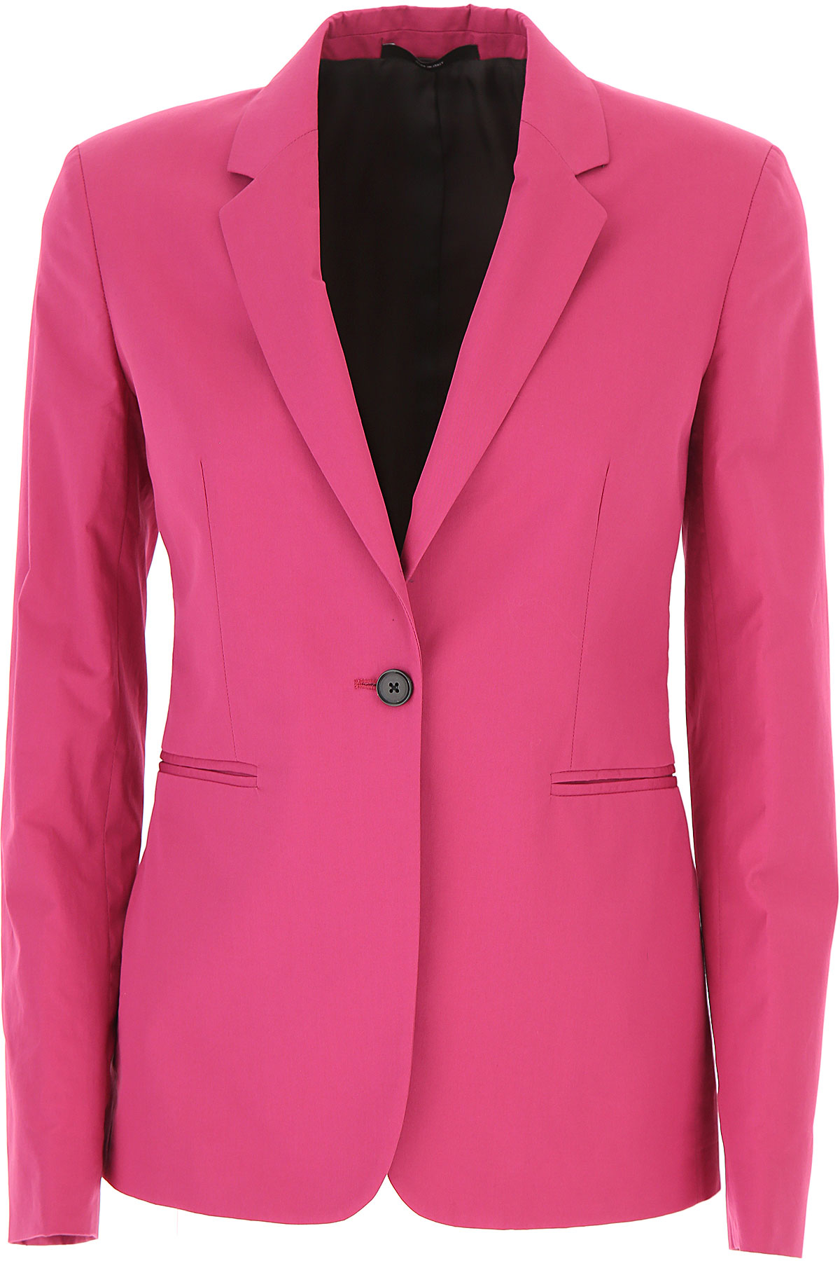 Paul Smith Blazer for Women On Sale, fuxia, Cotton, 2019, 4 6 8
