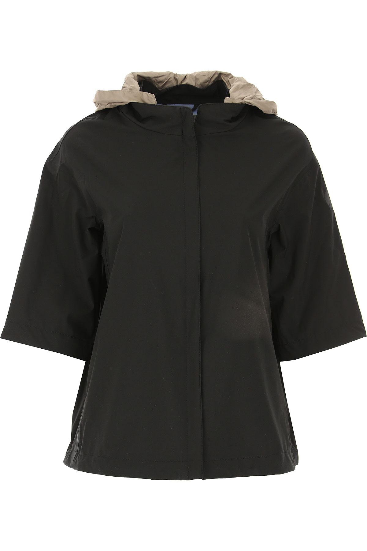 People of Shibuya Jacket for Women, Black, polyester, 2017, 6 8
