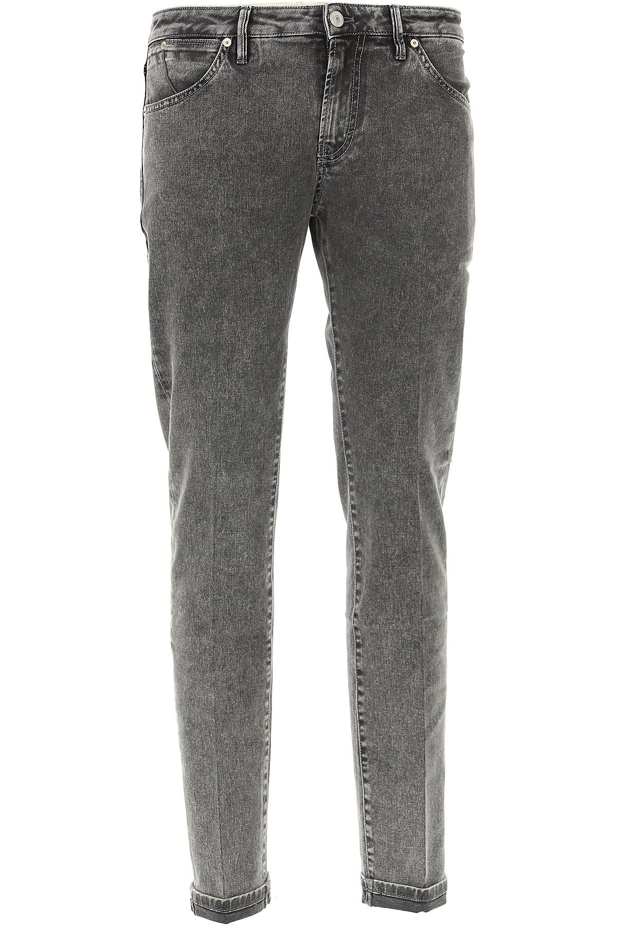 Image of PT05 Jeans, Denim Grey, Cotton, 2017, 30 31 32 33 34 35 36