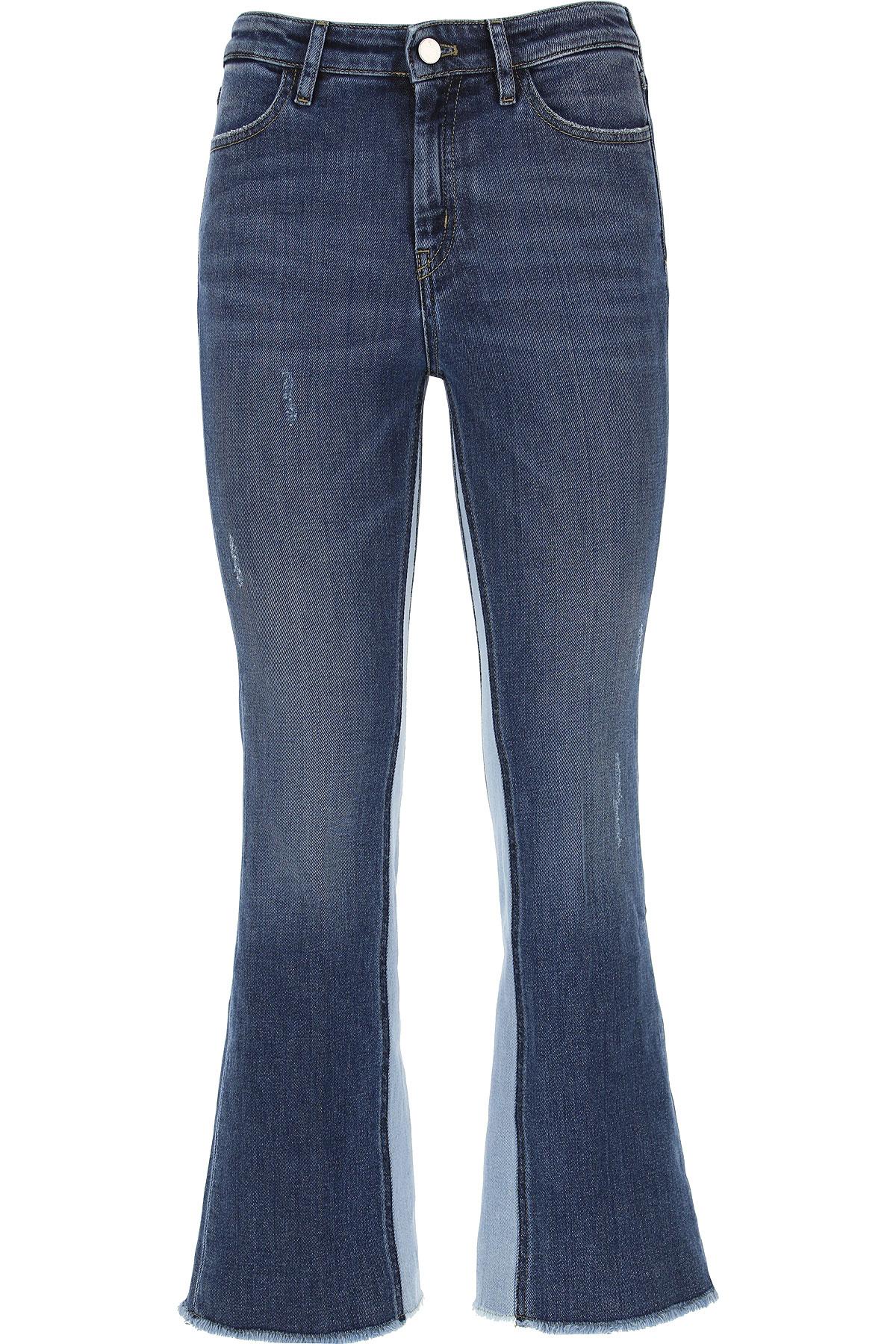 Image of PT05 Jeans, Denim Blue, Cotton, 2017, 24 26 27 28 29 30
