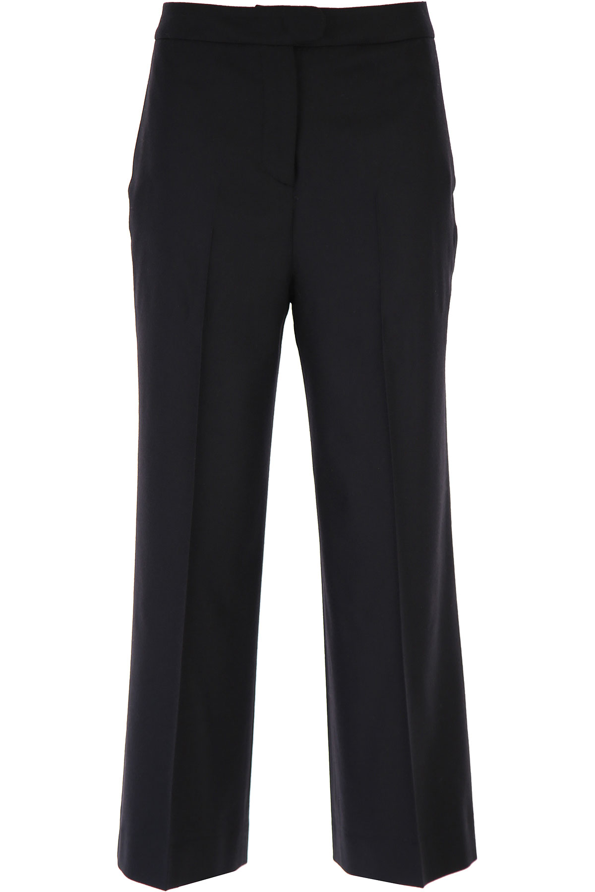 PT01 Pants for Women On Sale, Black, viscosa, 2019, 26 28 30