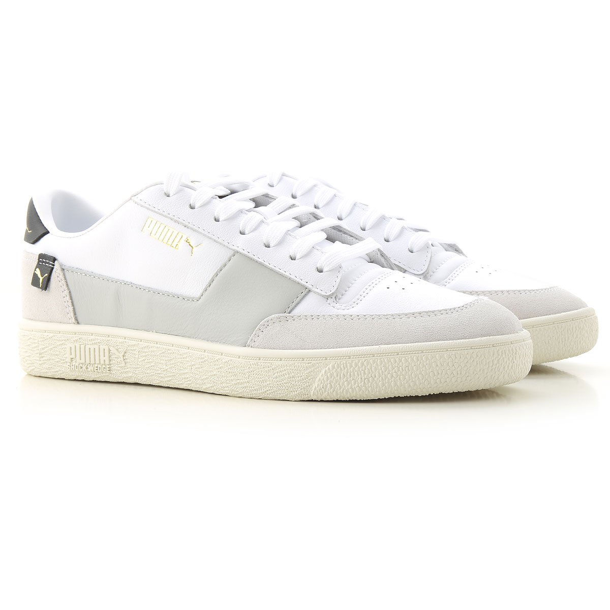 Puma Sneakers for Men On Sale, White, Leather, 2019, 10 7.5 8.5 9