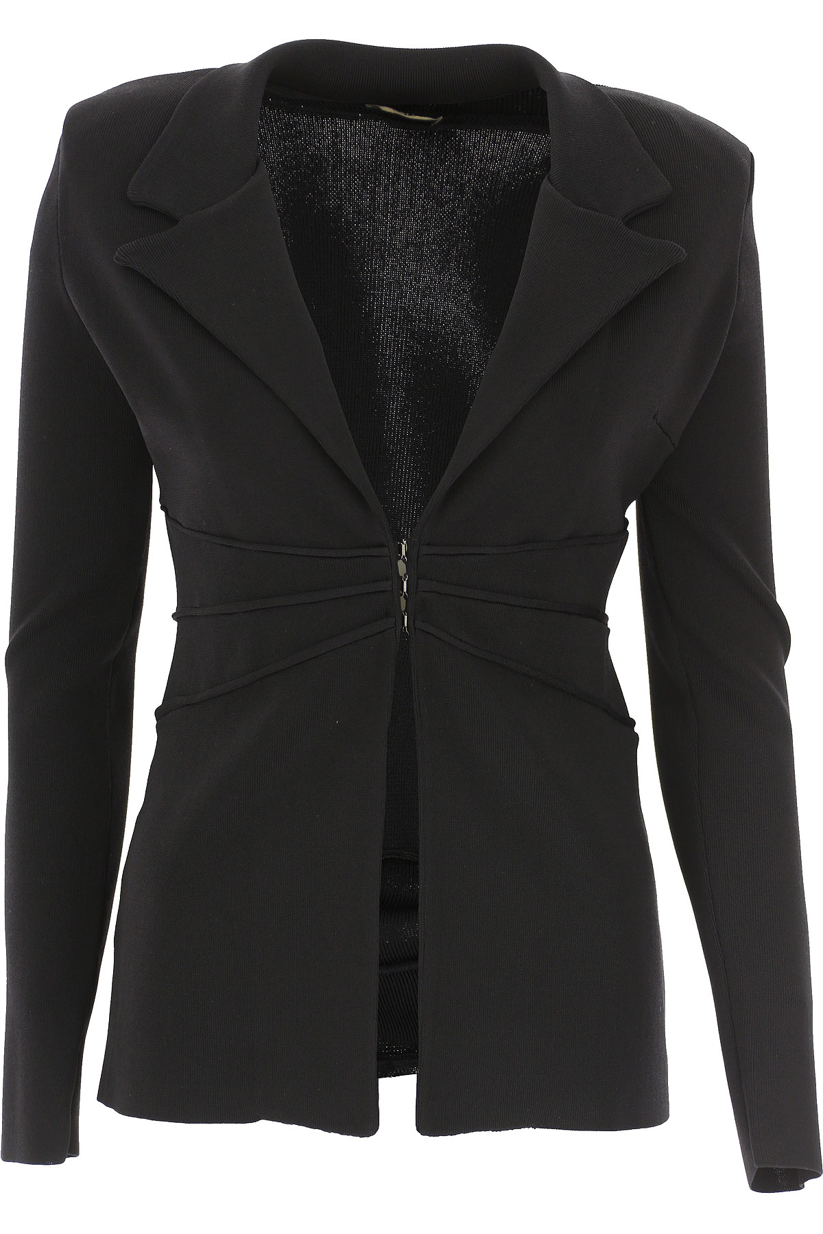 Pinko Blazer for Women On Sale, Black, Viscose, 2019, 4 6 8