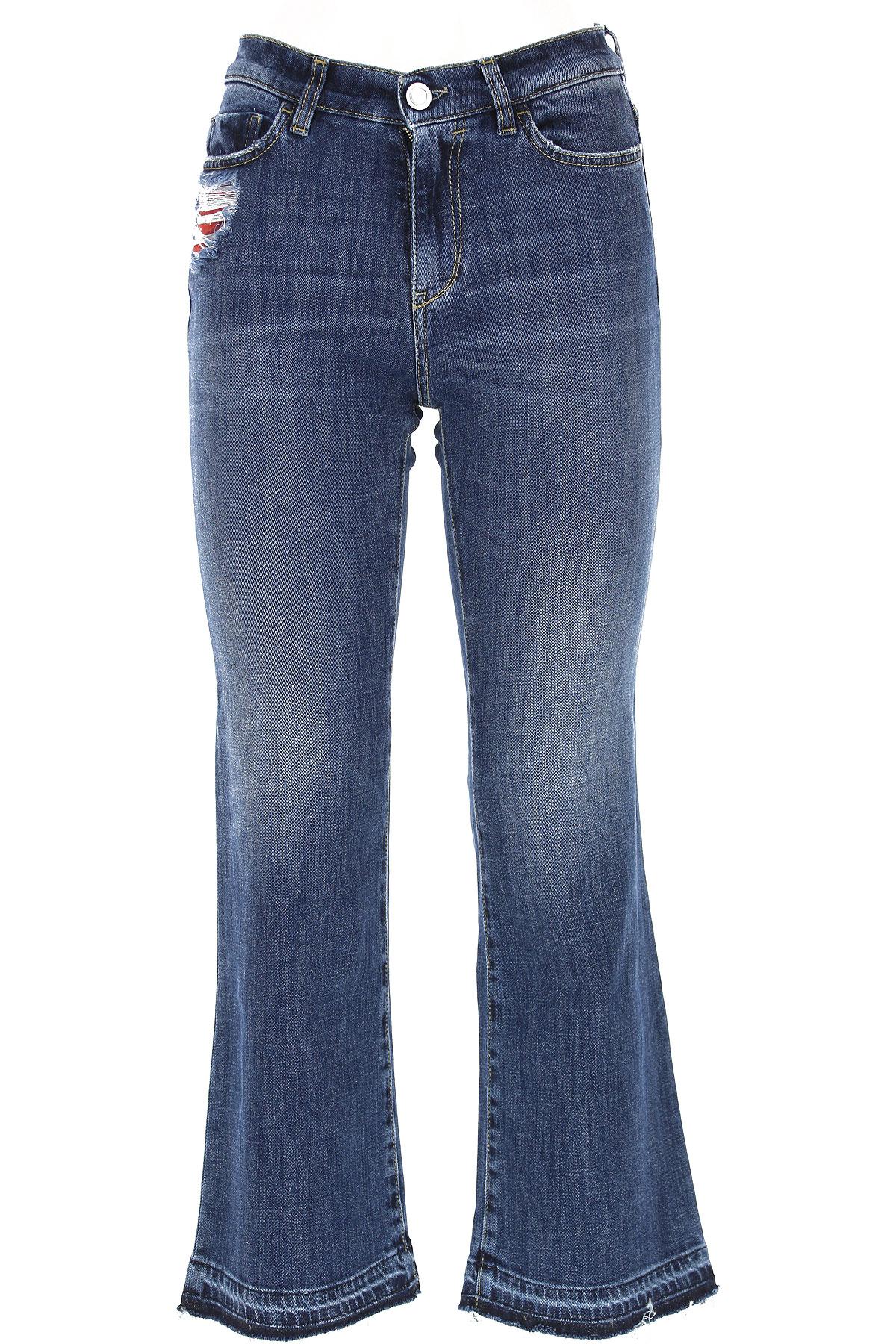 Pinko Jeans On Sale, Denim, Cotton, 2017, 26 27 29