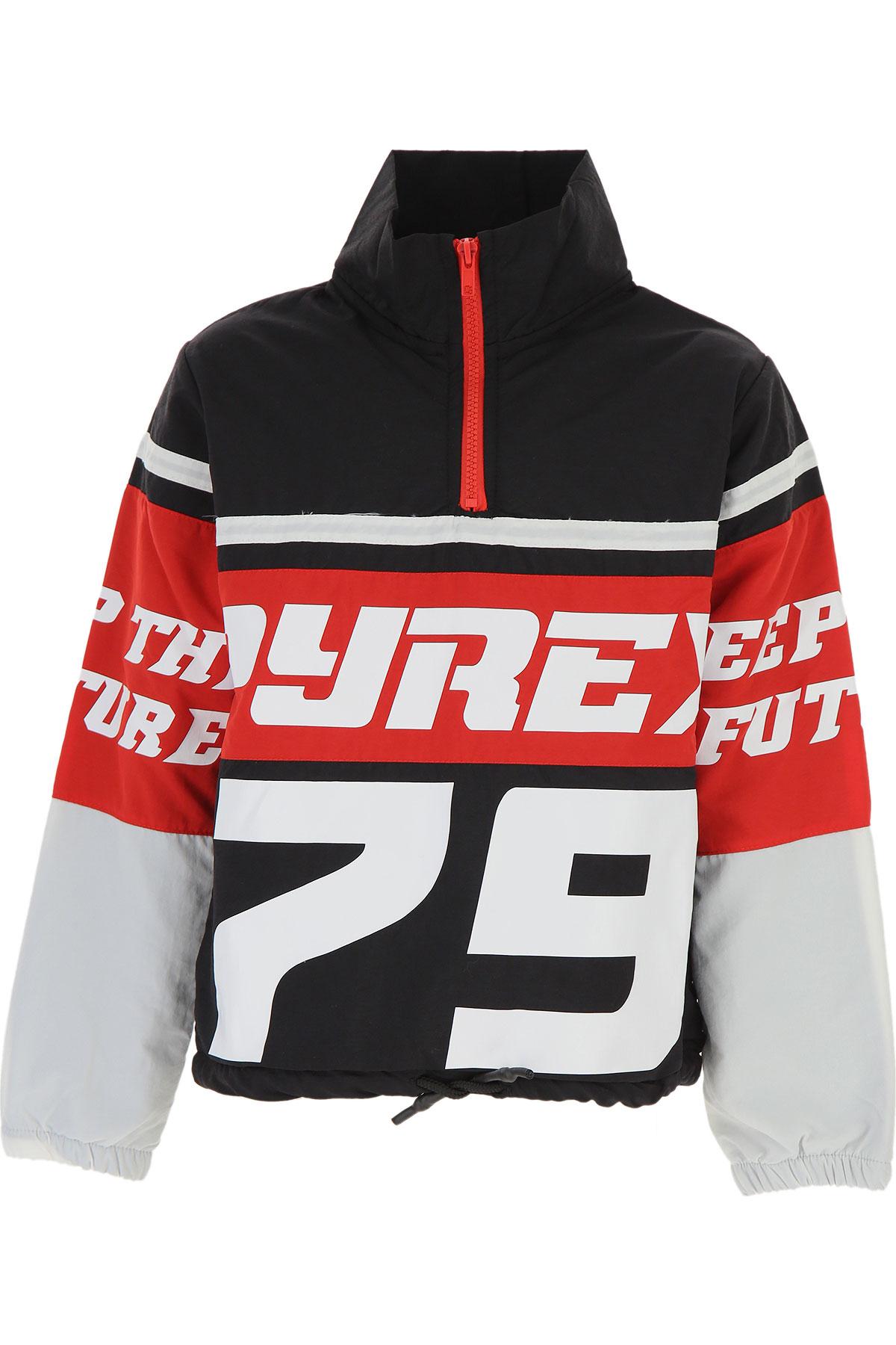 Pyrex Kids Sweatshirts & Hoodies for Boys On Sale, Black, polyester, 2019, L M XL XS XXL (16 Y)