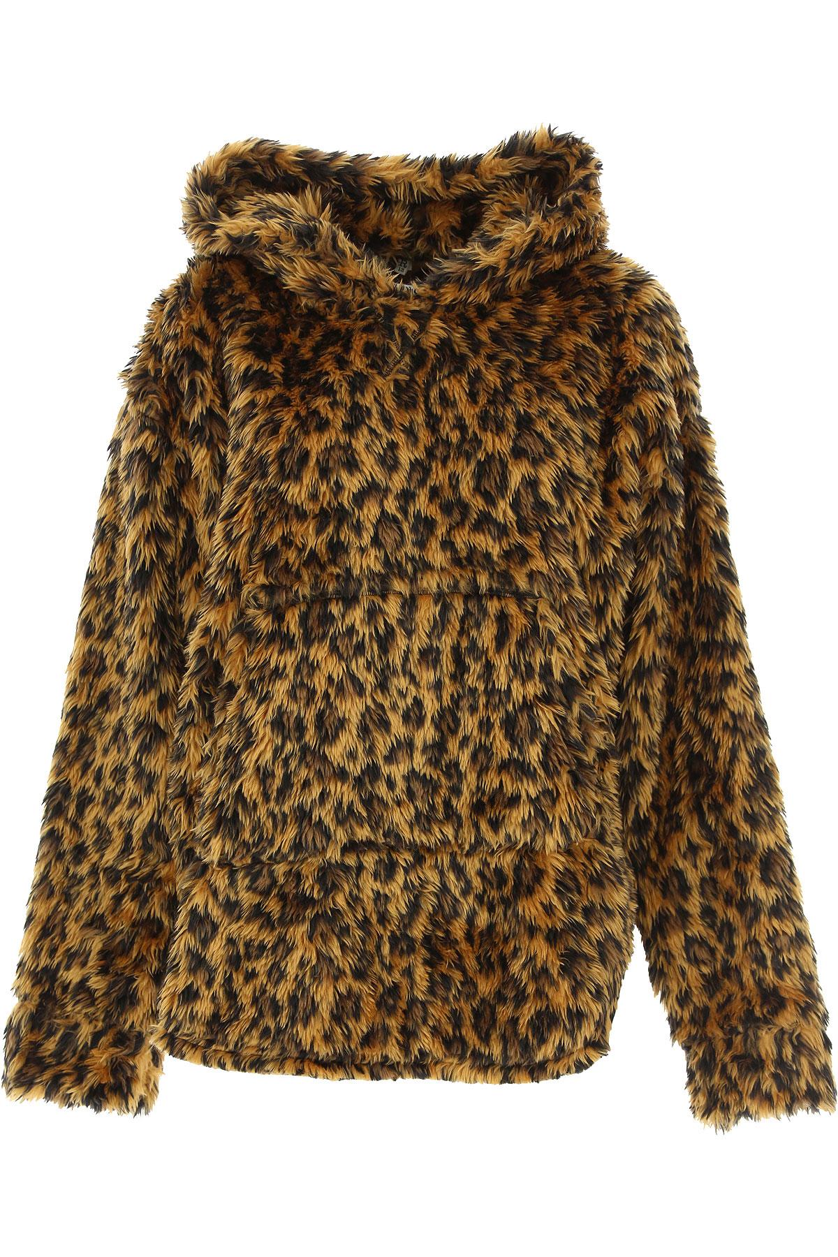 R13 Jacket for Women On Sale, Leopard, Acrylic, 2019, 6 8